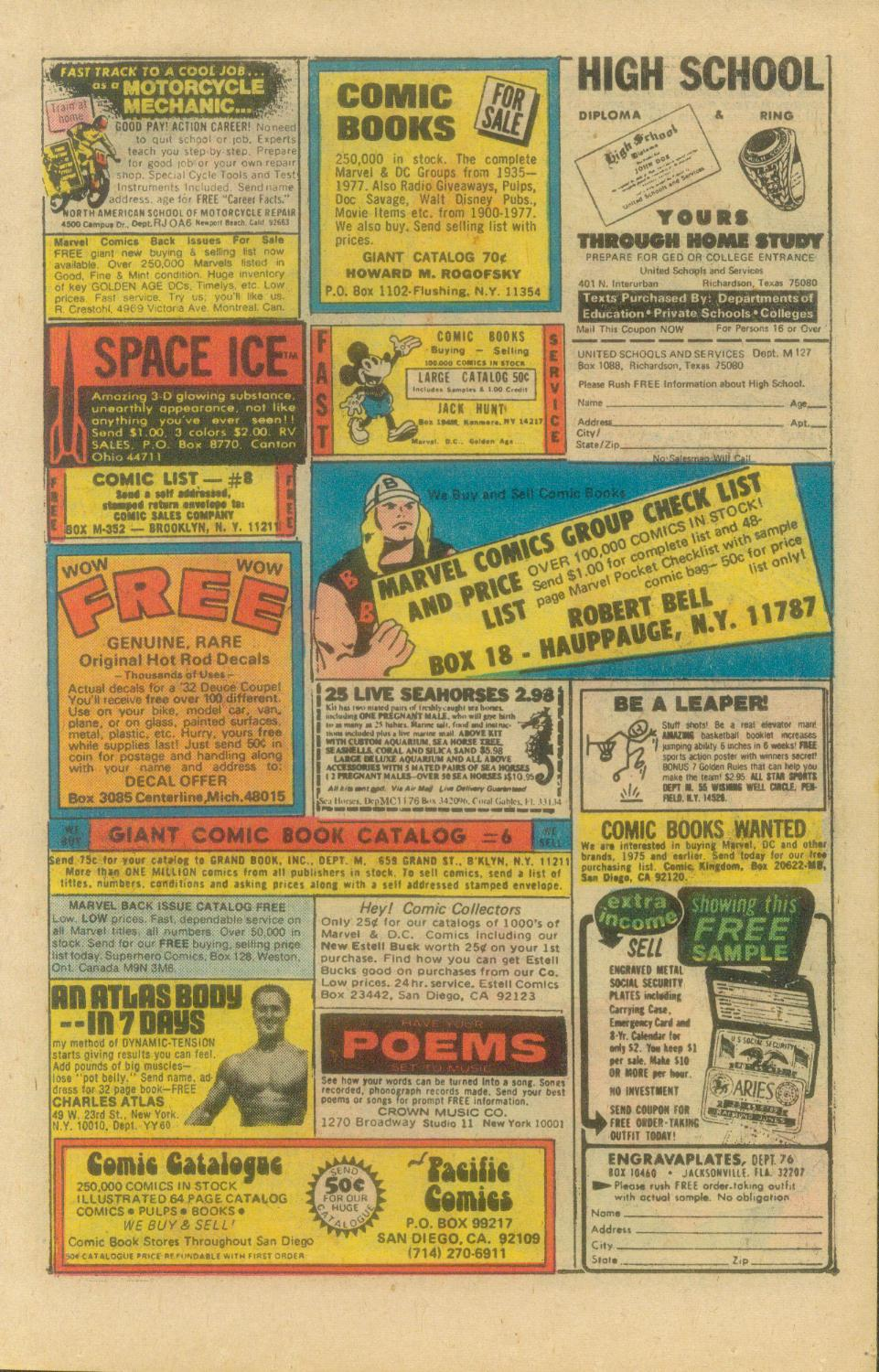 Read online Sgt. Fury comic -  Issue #138 - 15