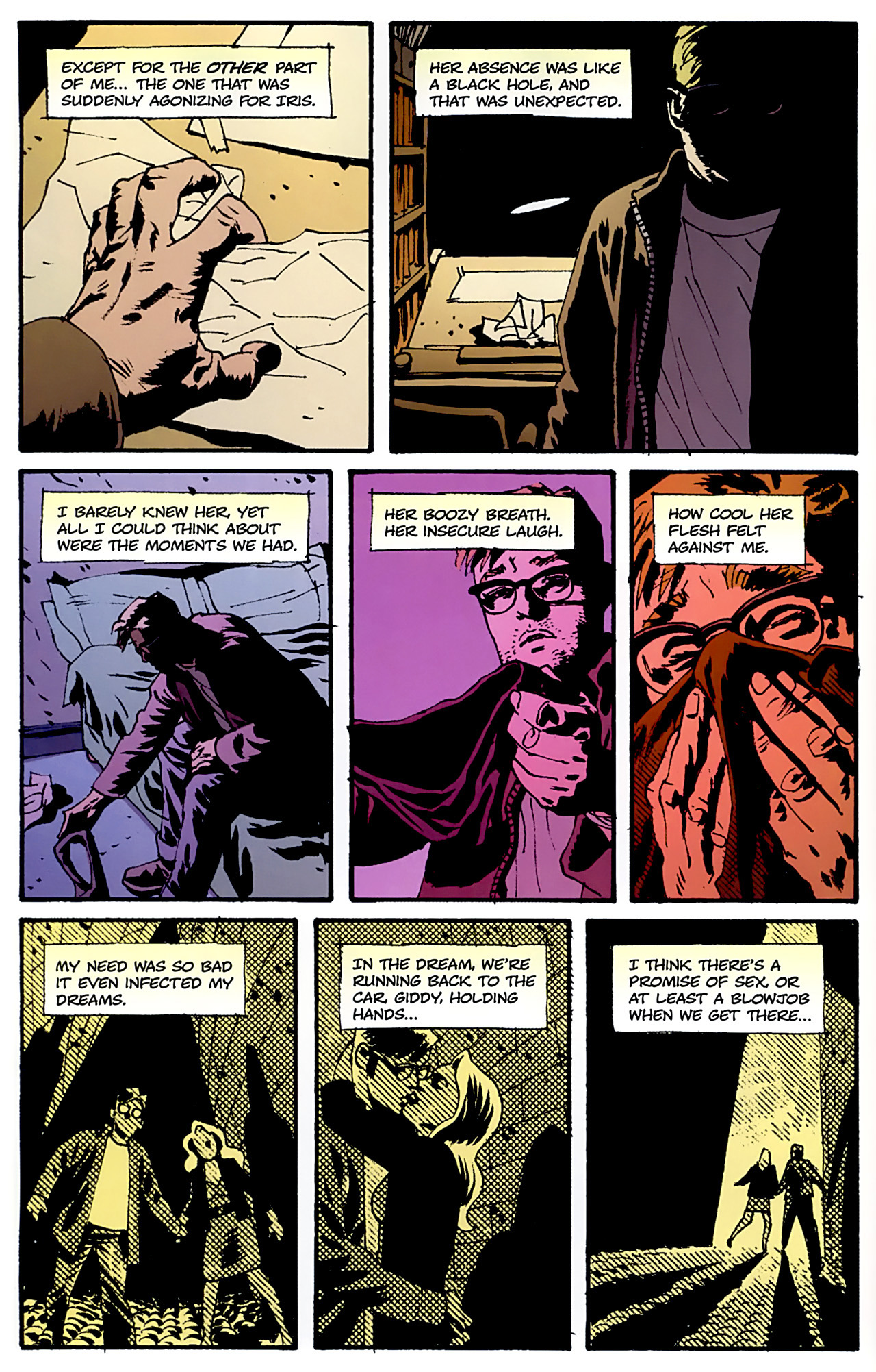 Read online Criminal (2008) comic -  Issue #6 - 12