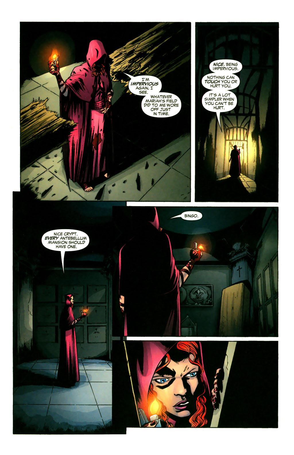Read online Fallen Angel (2003) comic -  Issue #9 - 19