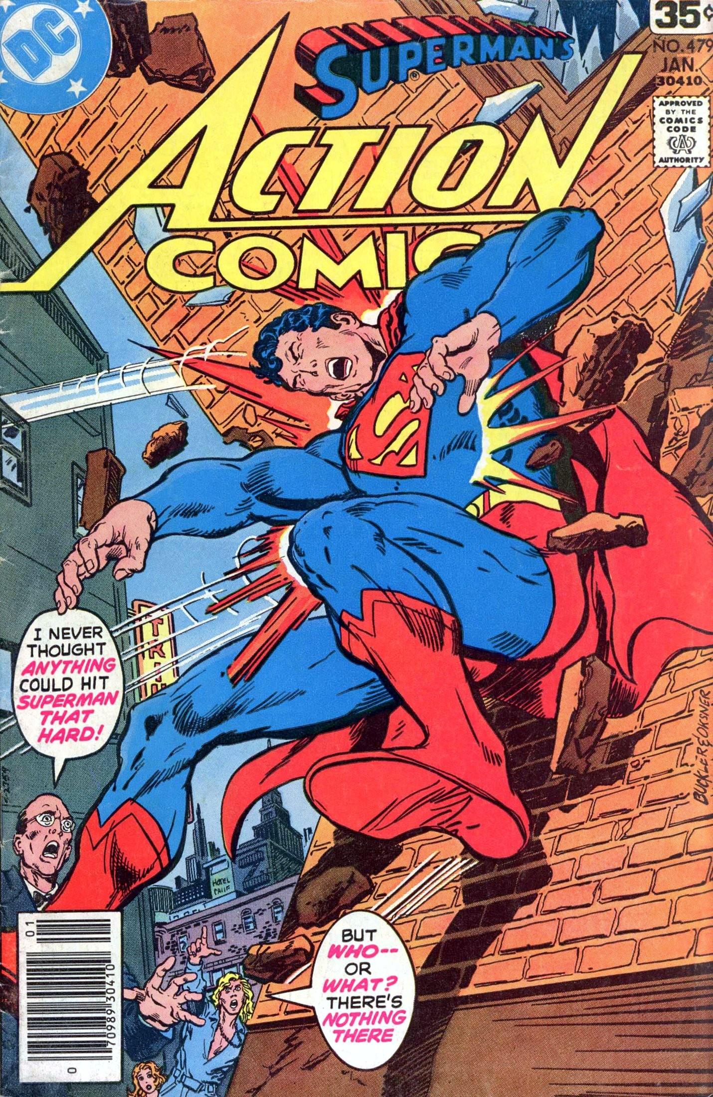 Action Comics (1938) 479 Page 1