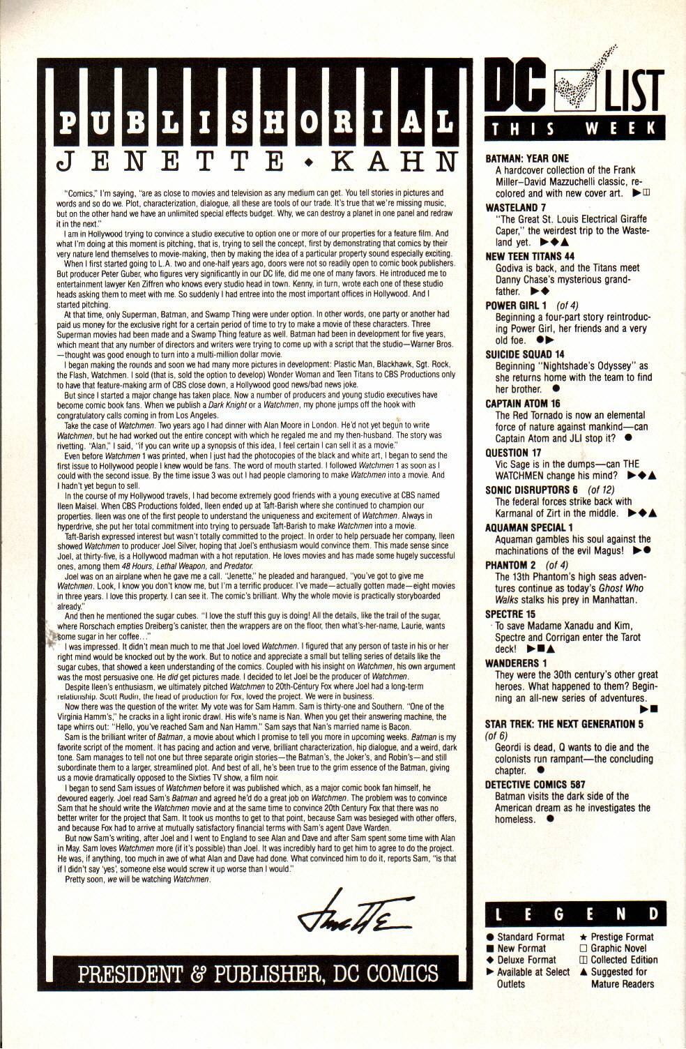 Read online The Phantom (1988) comic -  Issue #2 - 2