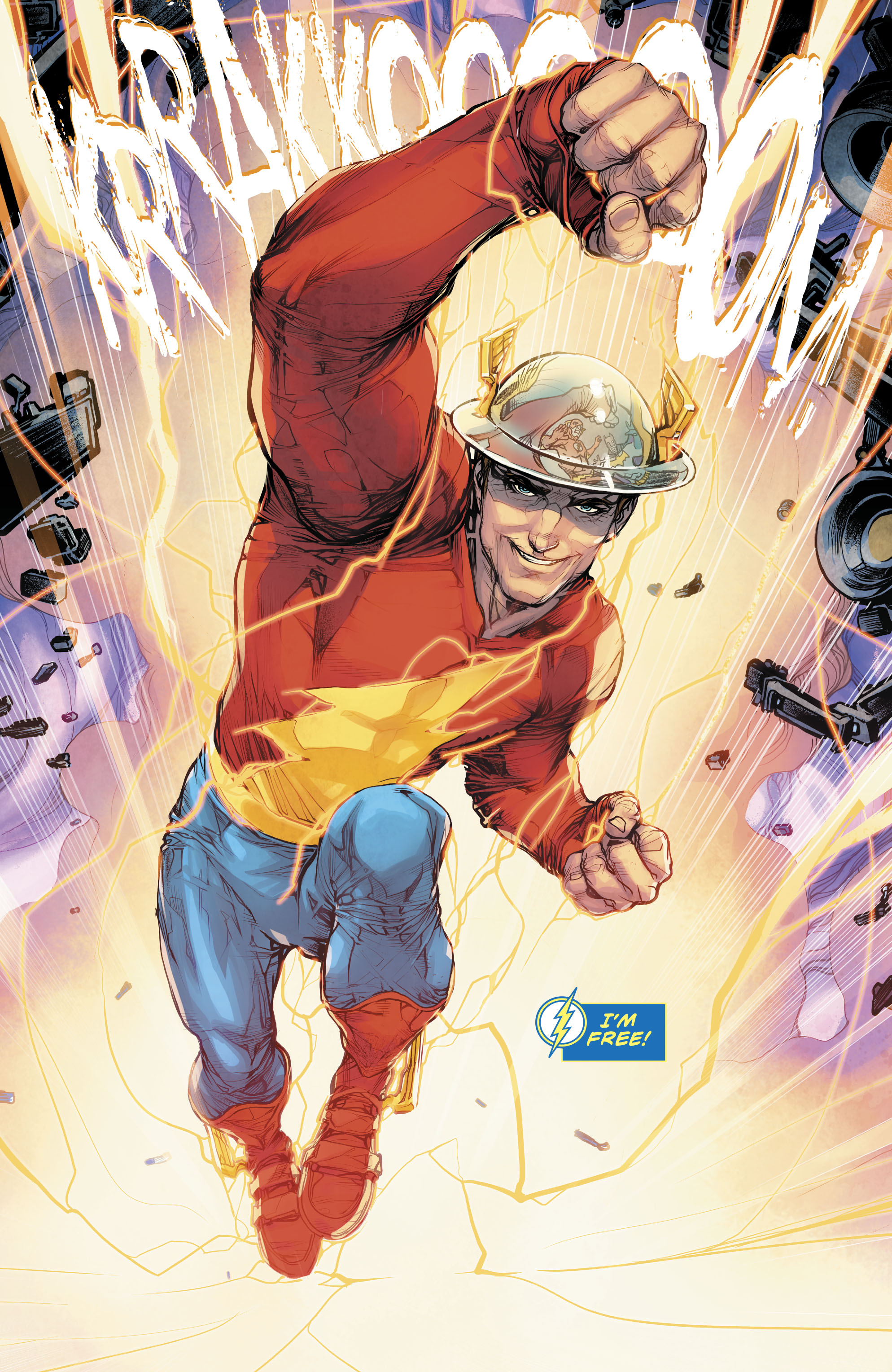 Read online The Flash (2016) comic -  Issue #22 - 11