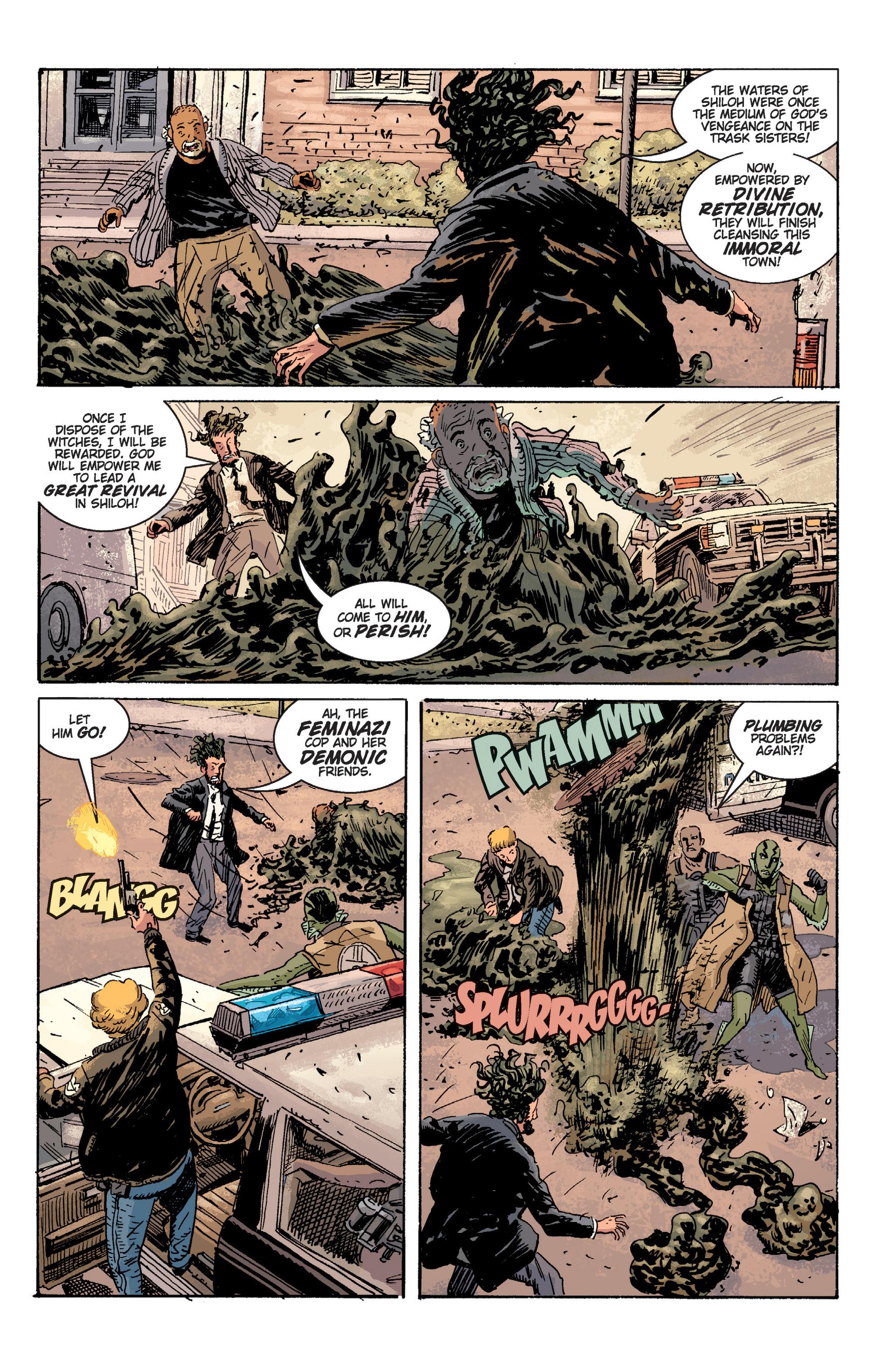Read online B.P.R.D. (2003) comic -  Issue # TPB 2 - 49