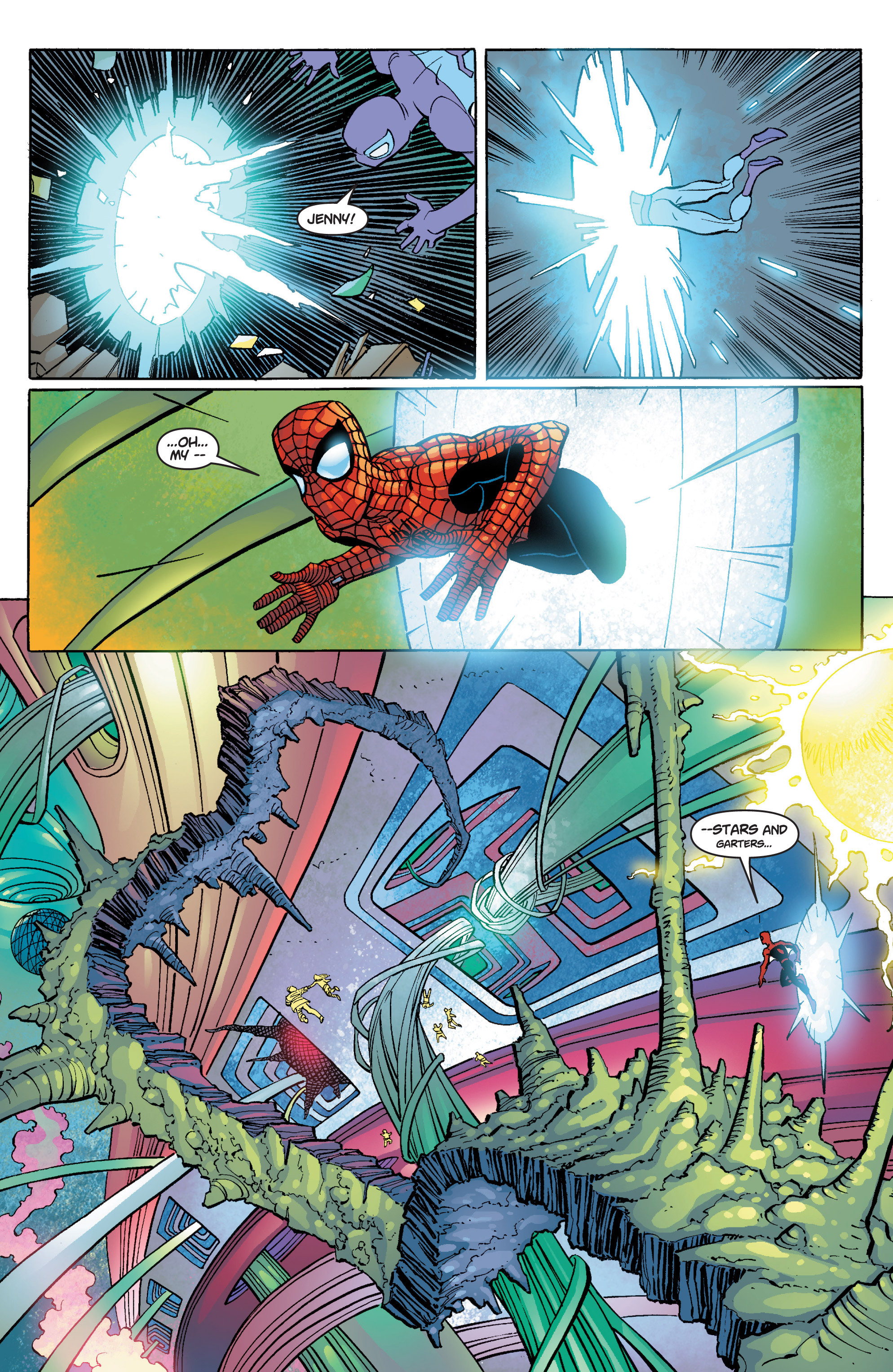 The Amazing Spider-Man (1999) 42 Page 12