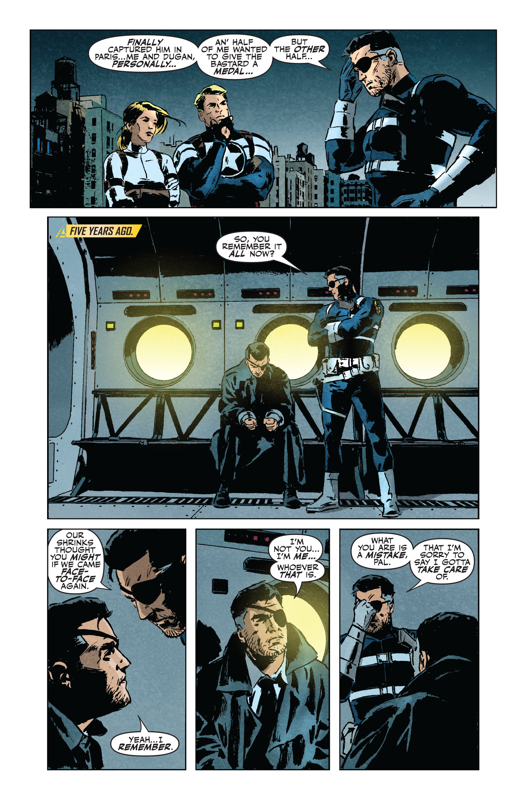 Read online Secret Avengers (2010) comic -  Issue #5 - 16