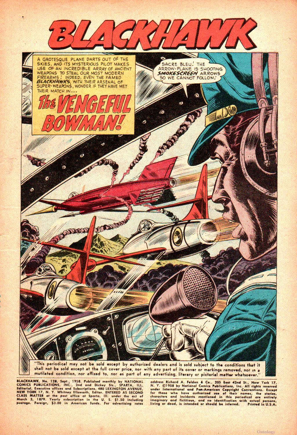 Blackhawk (1957) Issue #128 #21 - English 3