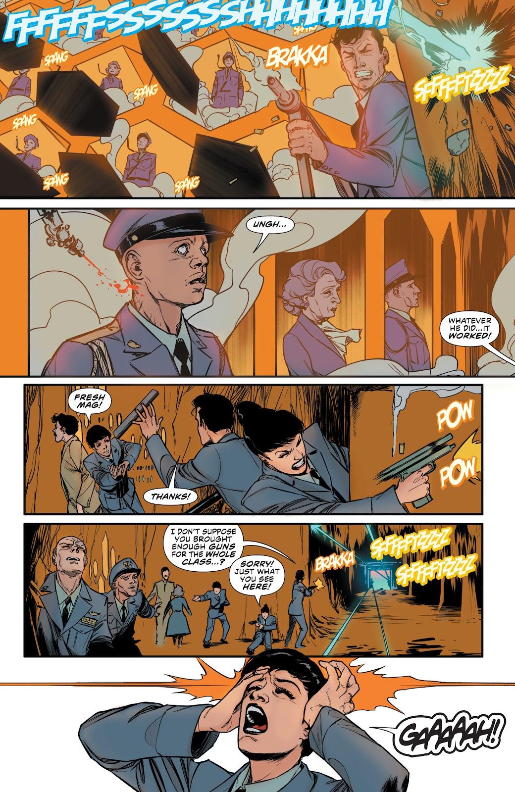 Read online Bettie Page: Unbound comic -  Issue #10 - 16