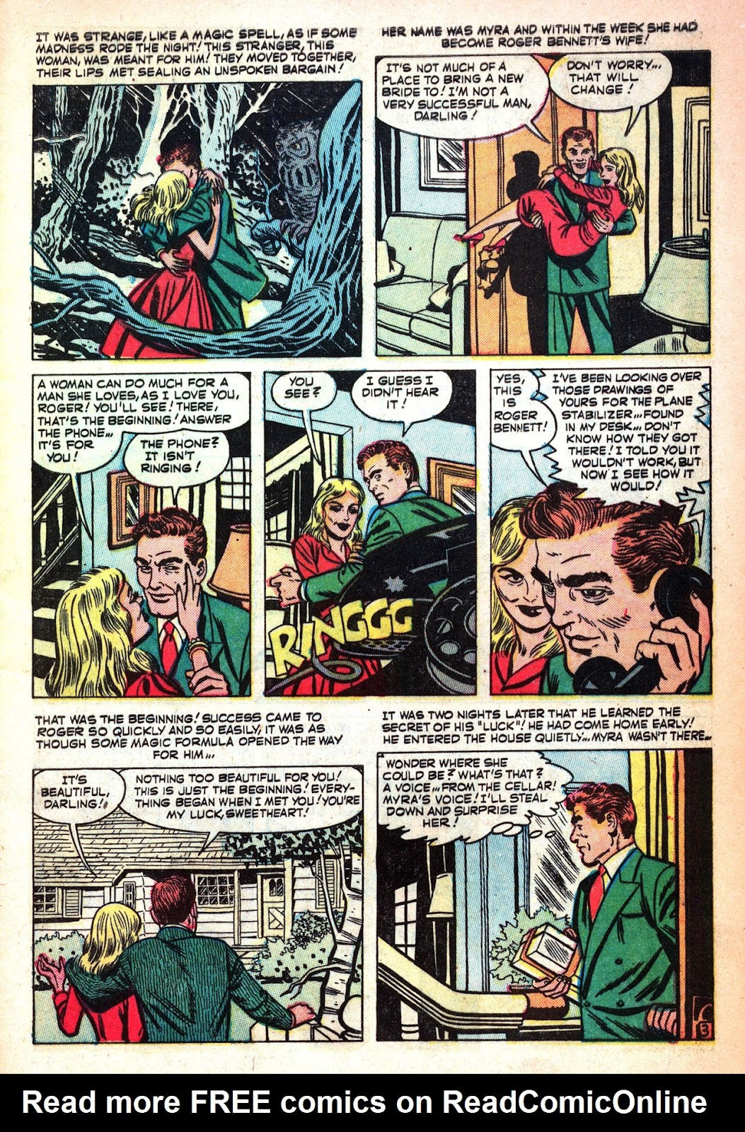 Mystic (1951) issue 32 - Page 5