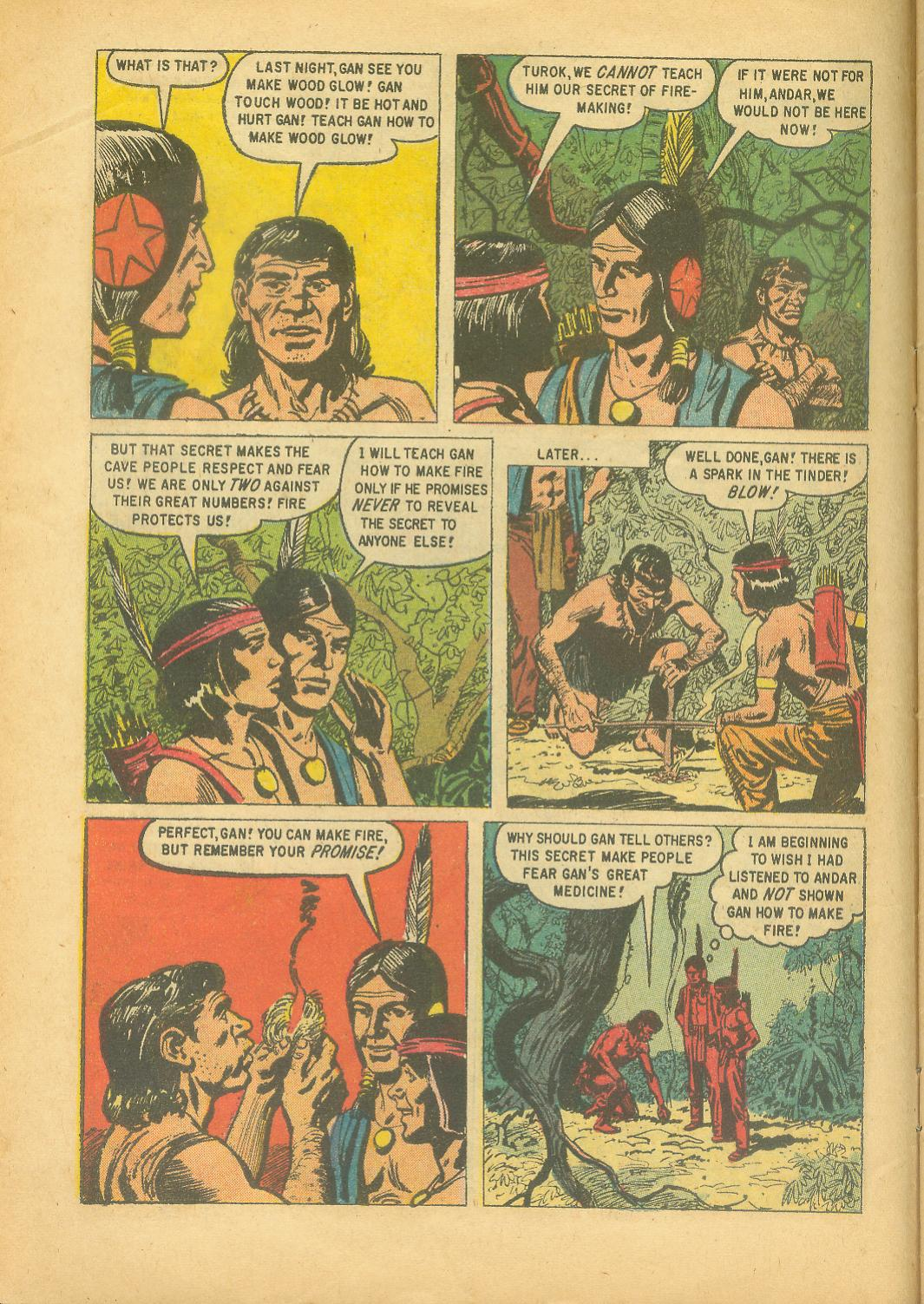 Read online Turok, Son of Stone comic -  Issue #18 - 6