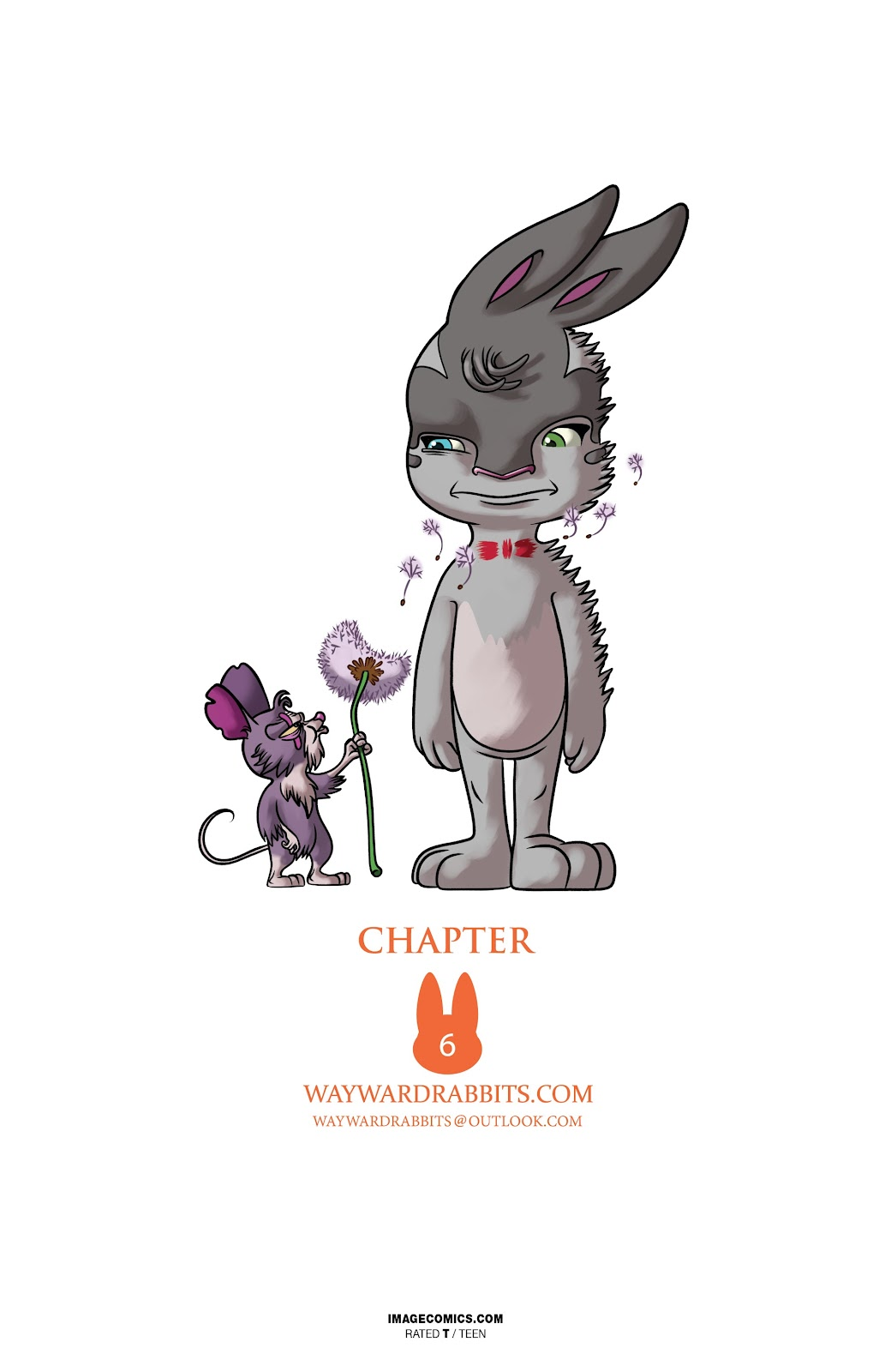 Read online Auntie Agatha's Home For Wayward Rabbits comic -  Issue #6 - 32