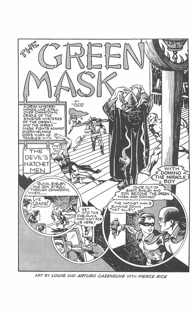 Read online Men of Mystery Comics comic -  Issue #25 - 36