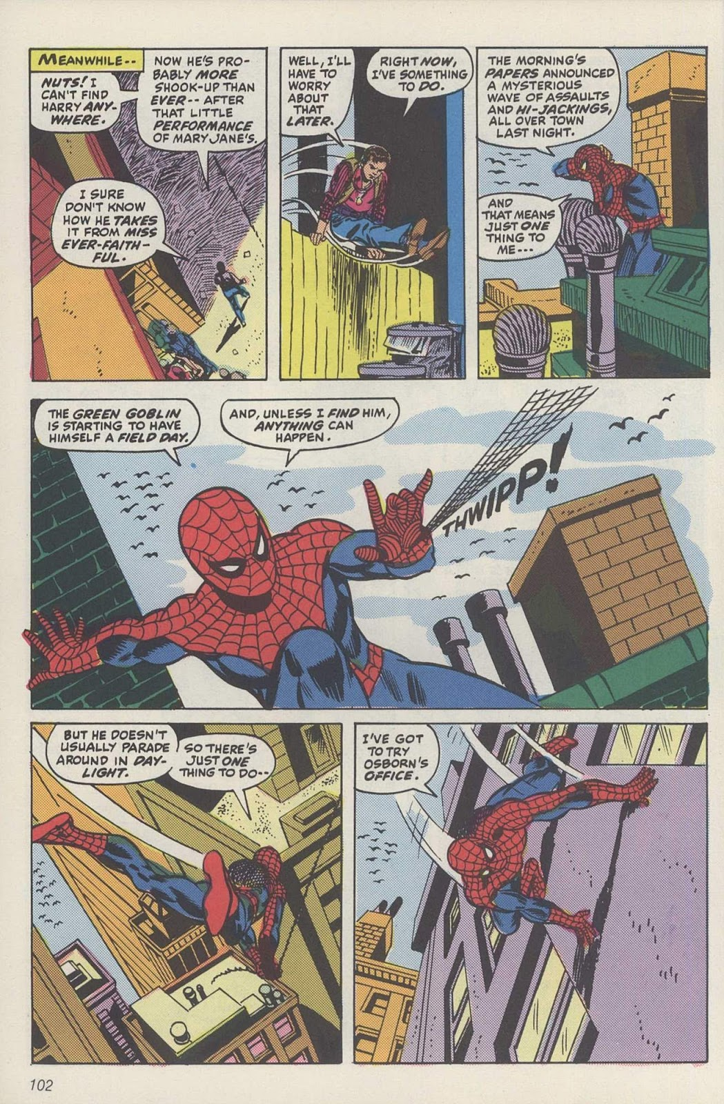 The Amazing Spider-Man (1979) issue TPB - Page 104