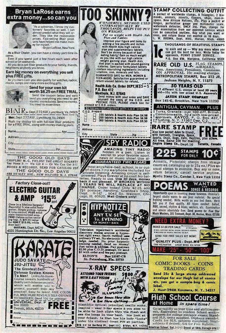 Read online Uncanny X-Men (1963) comic -  Issue #85 - 10