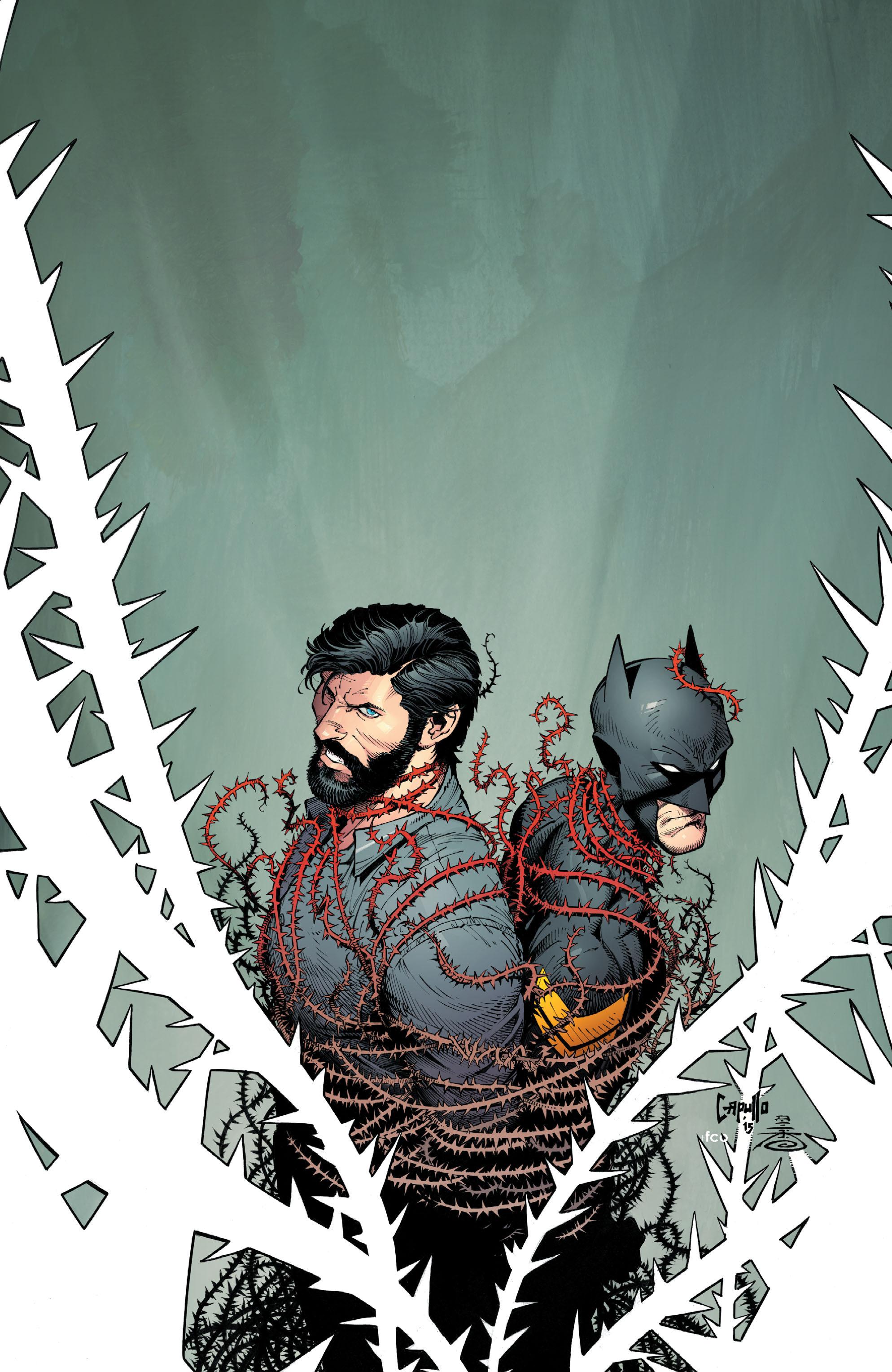 Read online Batman (2011) comic -  Issue # _TPB 9 - 5
