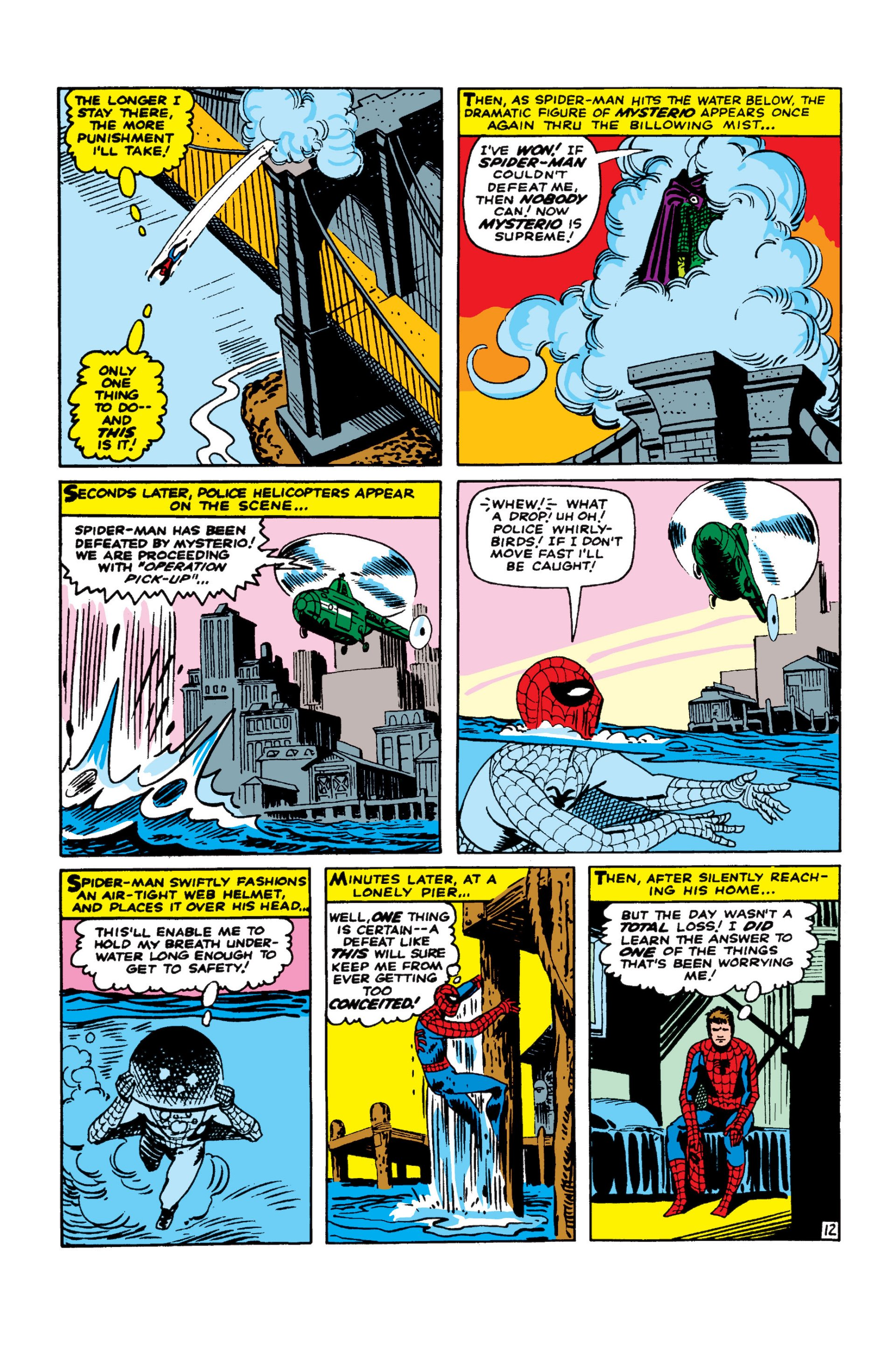 The Amazing Spider-Man (1963) 13 Page 12