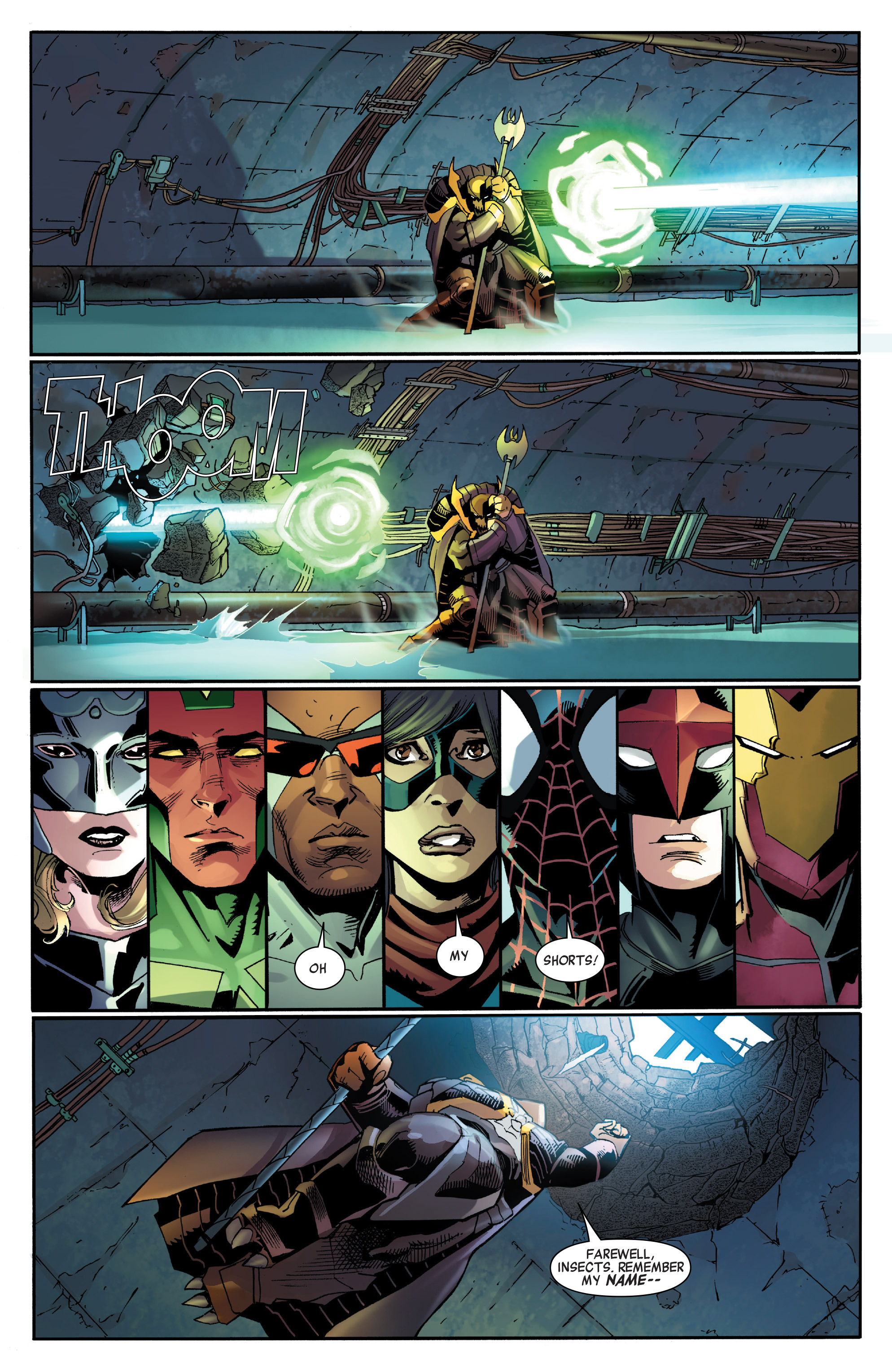 Read online All-New, All-Different Avengers comic -  Issue #2 - 20