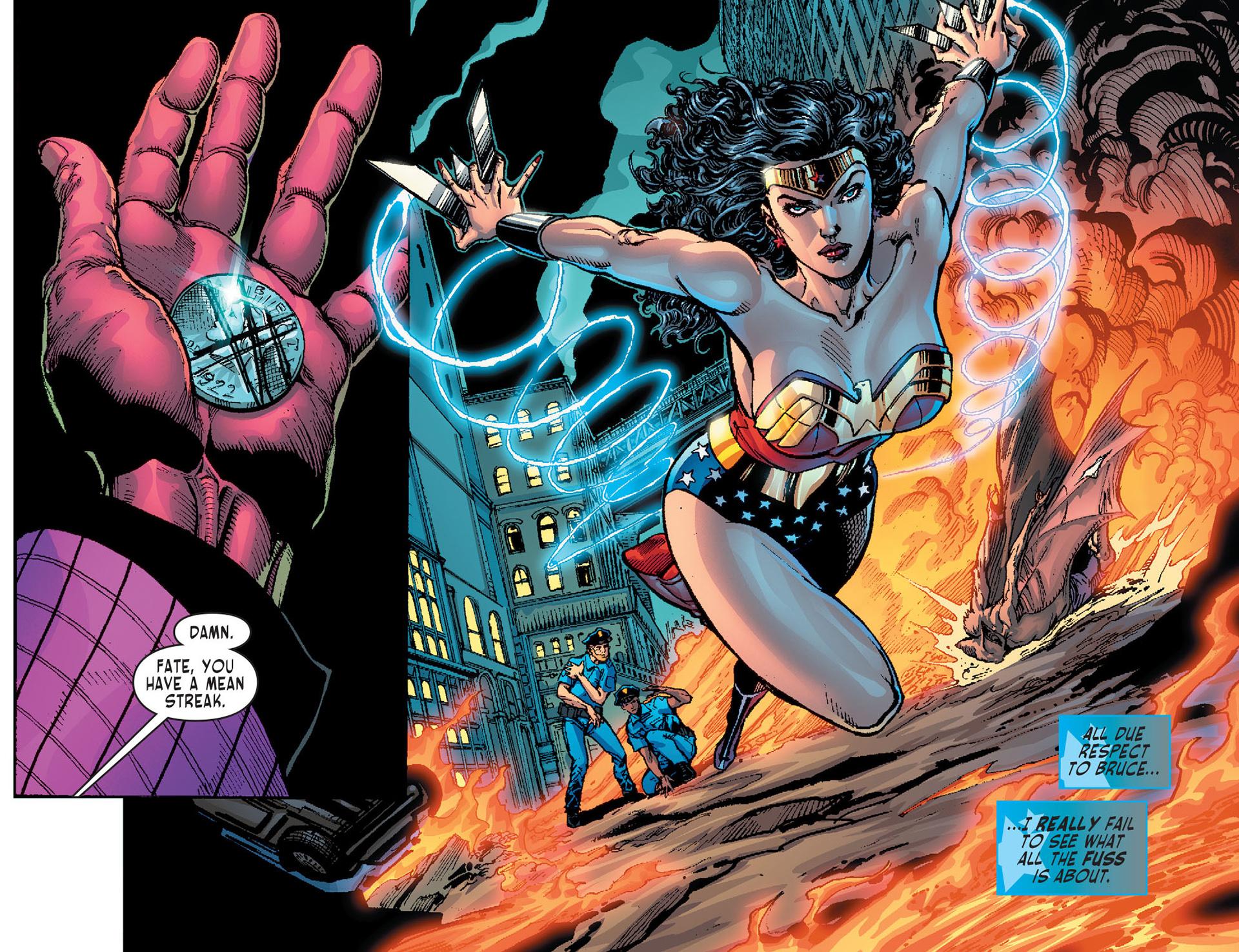Read online Sensation Comics Featuring Wonder Woman comic -  Issue #1 - 14