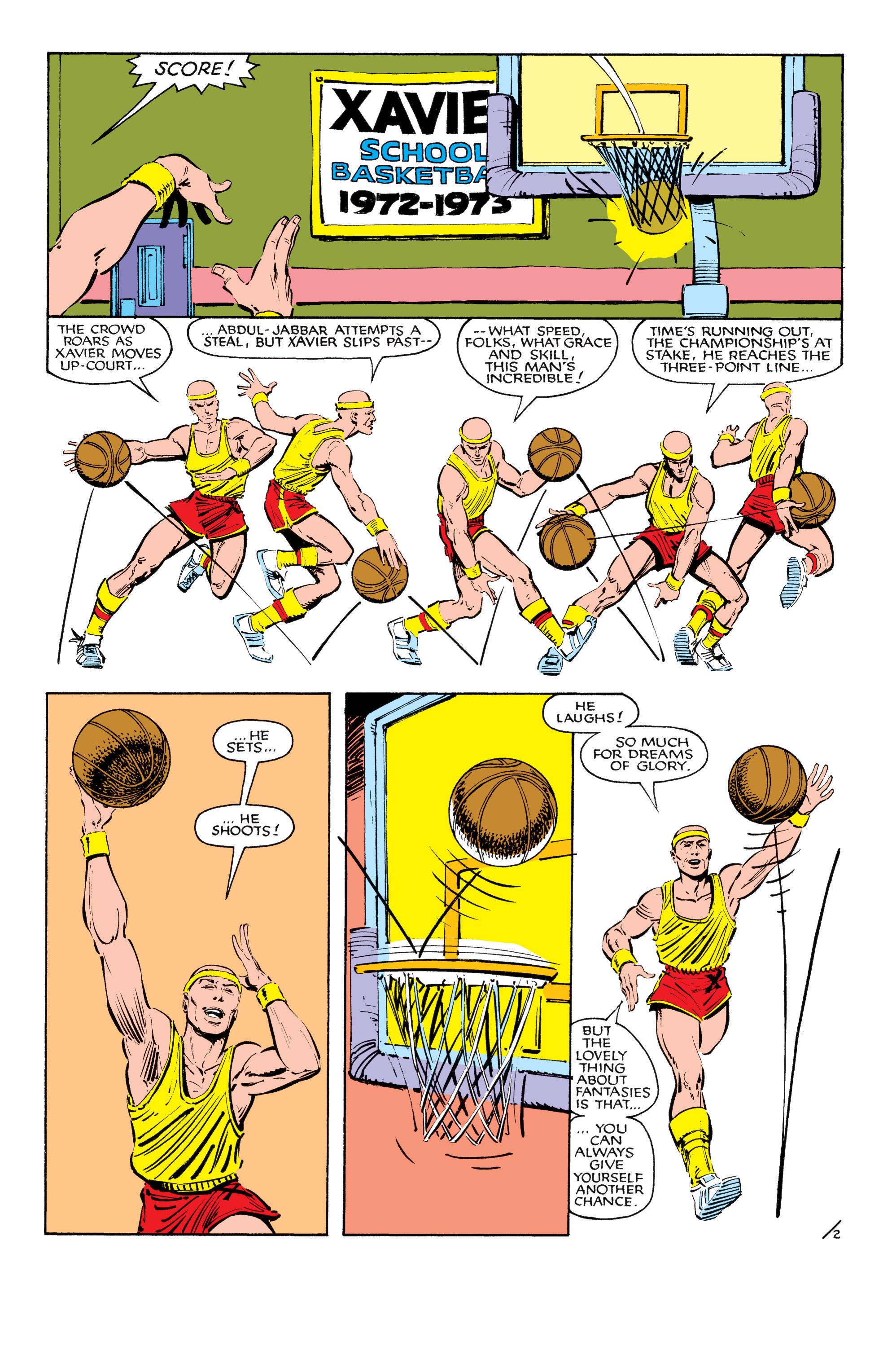 Read online Uncanny X-Men (1963) comic -  Issue #180 - 3