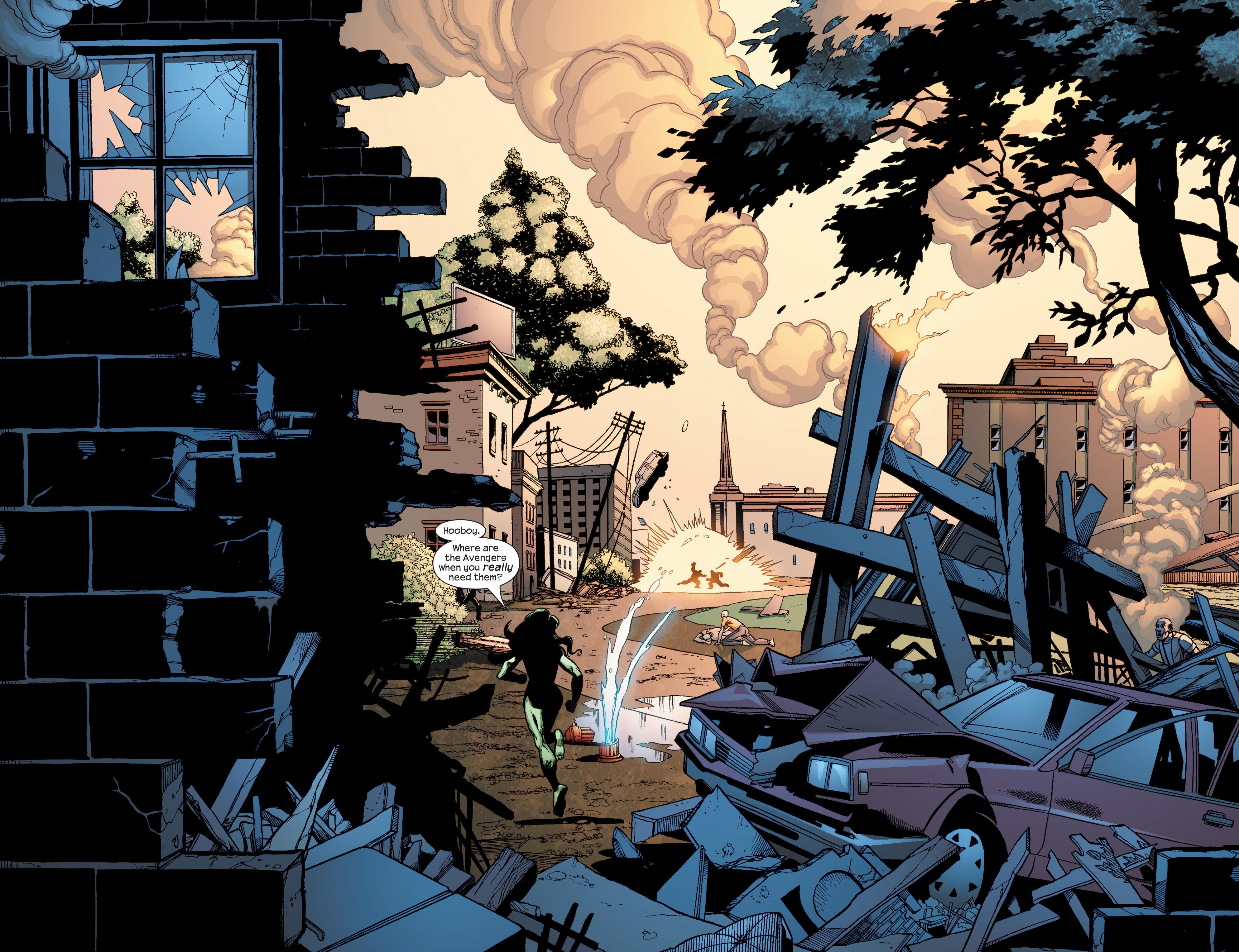 Read online Uncanny X-Men (1963) comic -  Issue #436 - 13