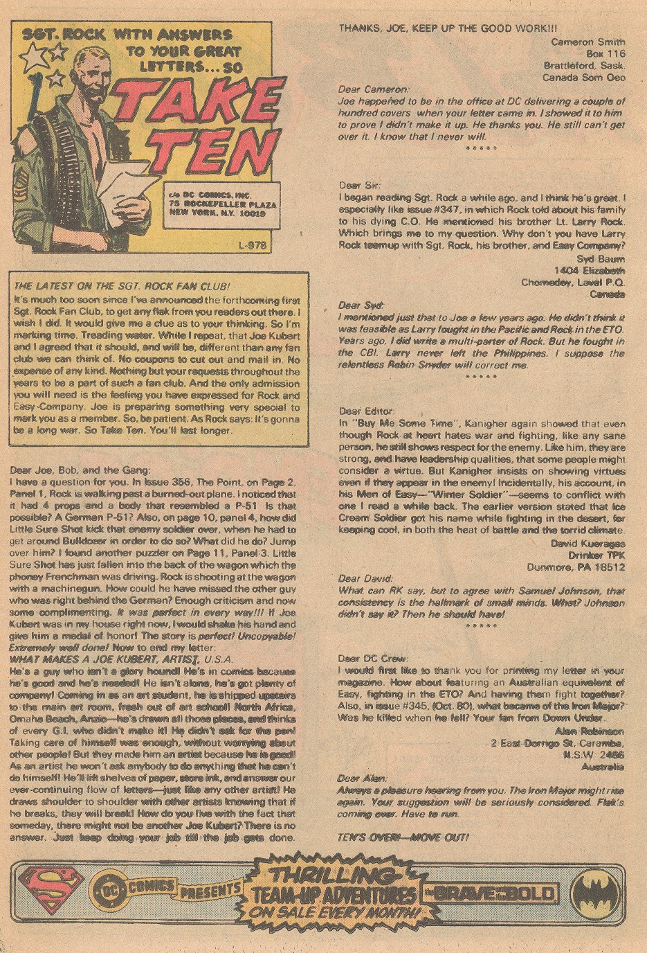 Read online Sgt. Rock comic -  Issue #363 - 18