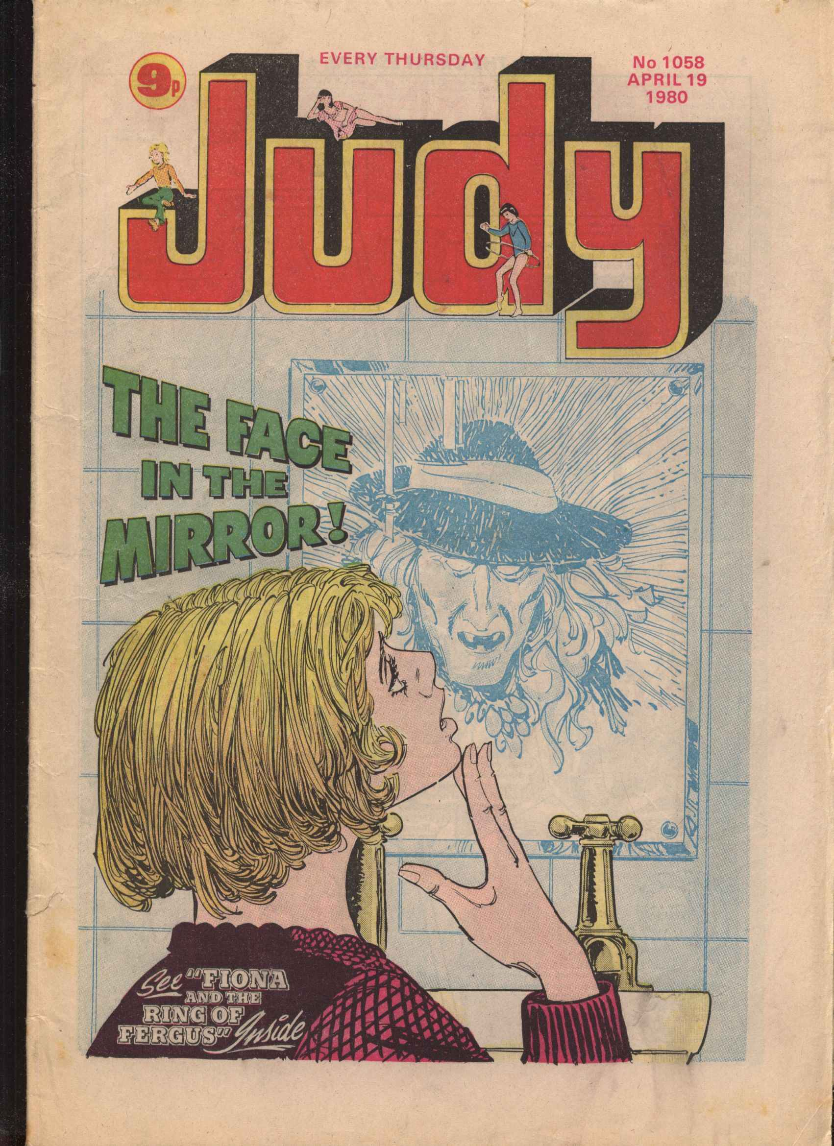 Read online Judy comic -  Issue #58 - 1