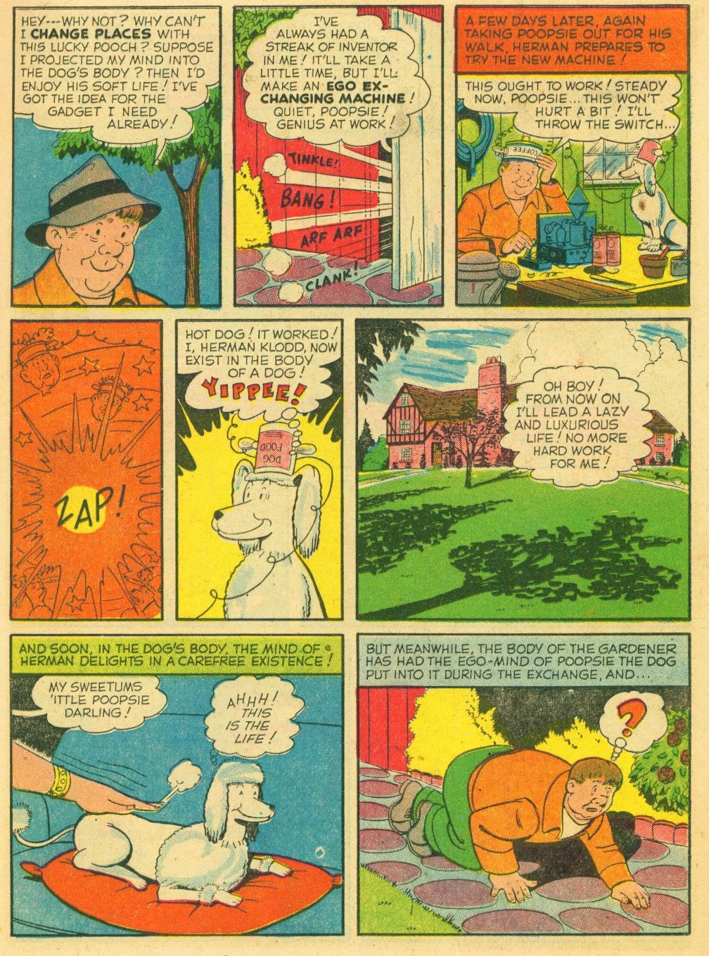 Captain Marvel Adventures issue 133 - Page 19