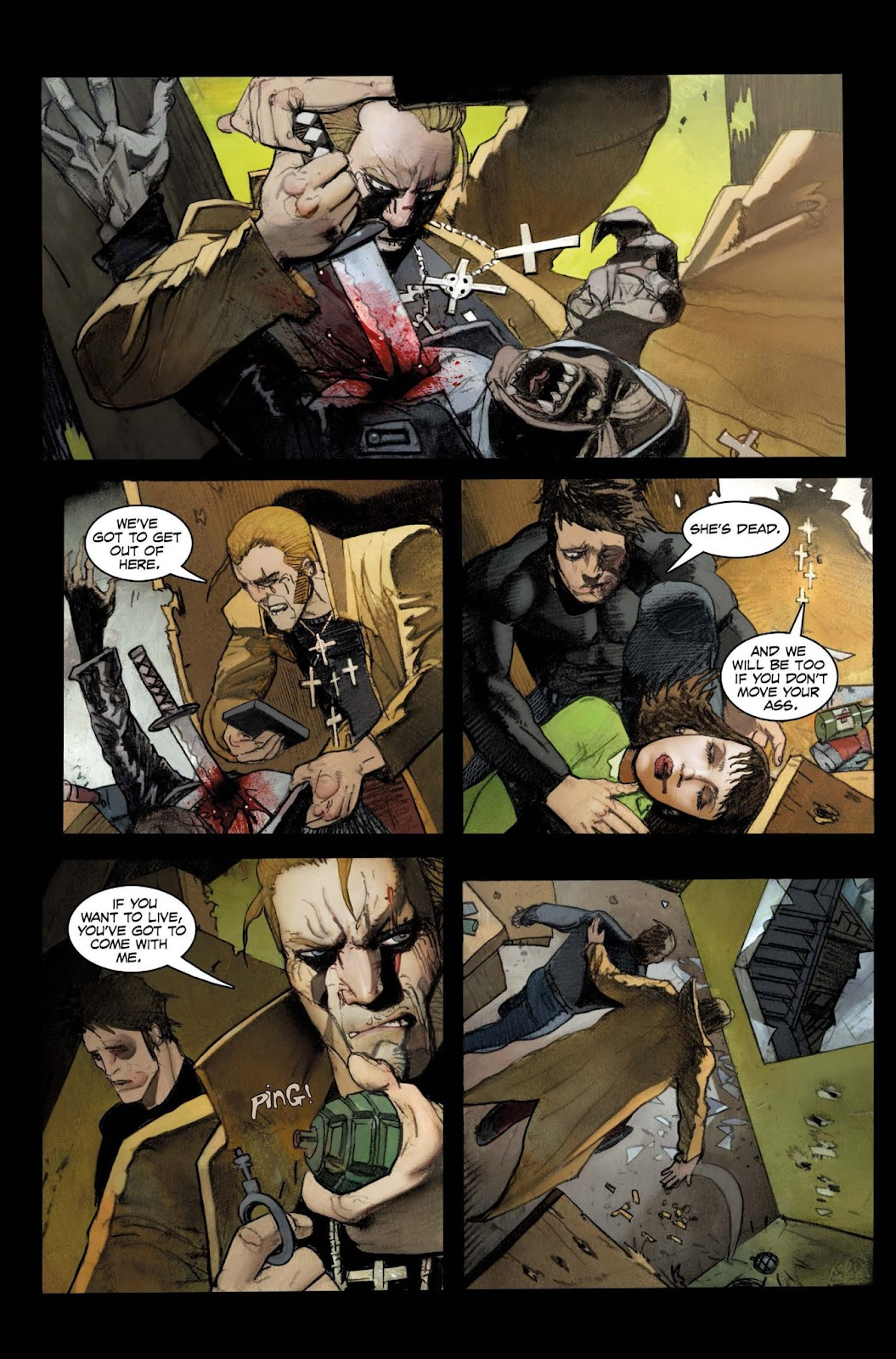 13 Coins issue TPB - Page 48