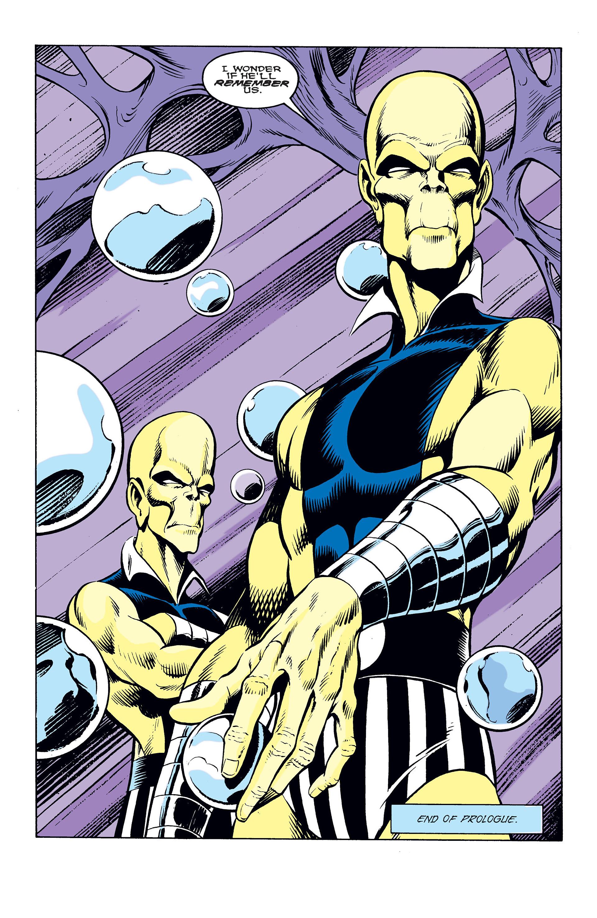 Read online Animal Man (1988) comic -  Issue #10 - 20