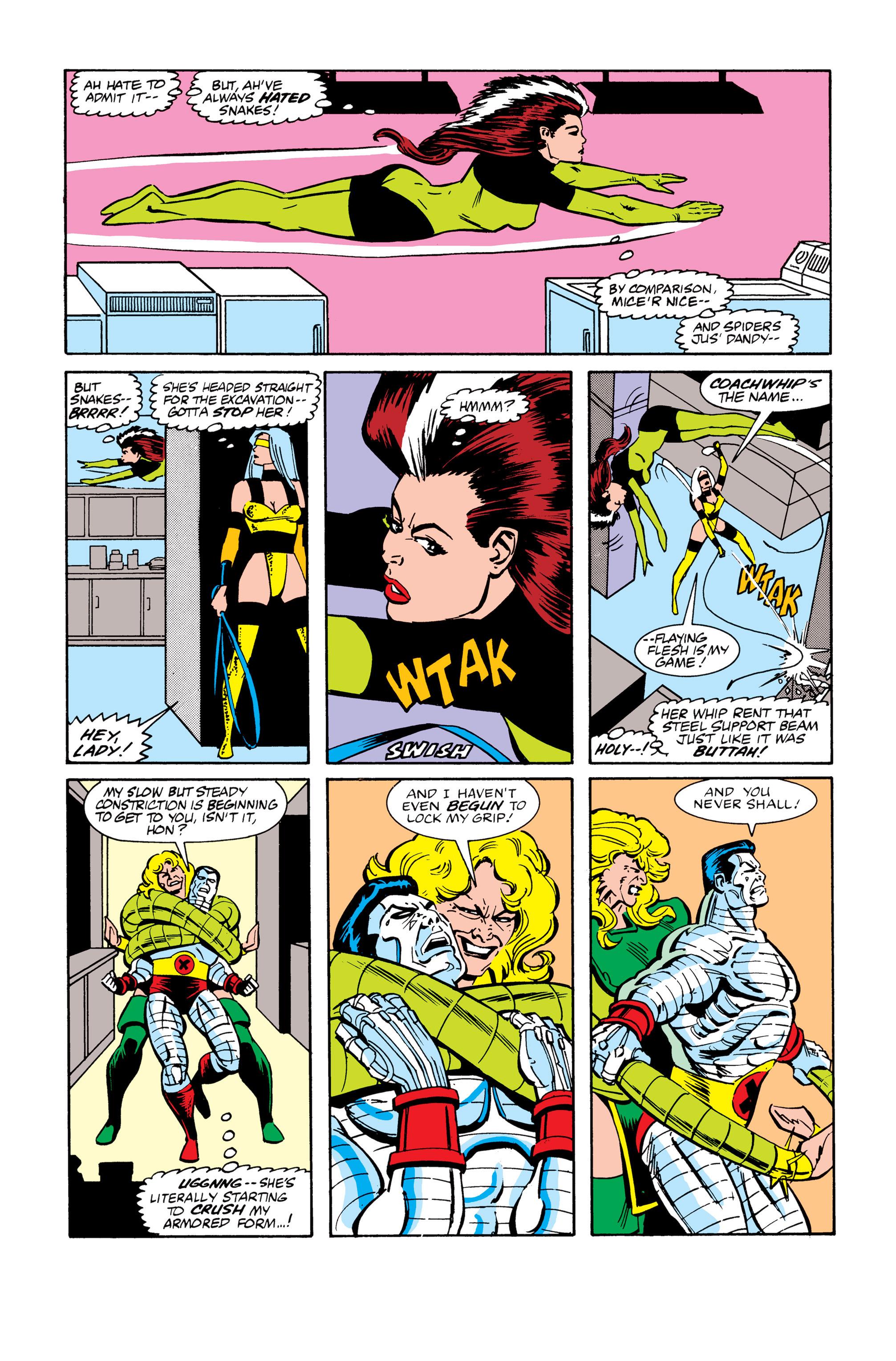 Read online Uncanny X-Men (1963) comic -  Issue # _Annual 13 - 20