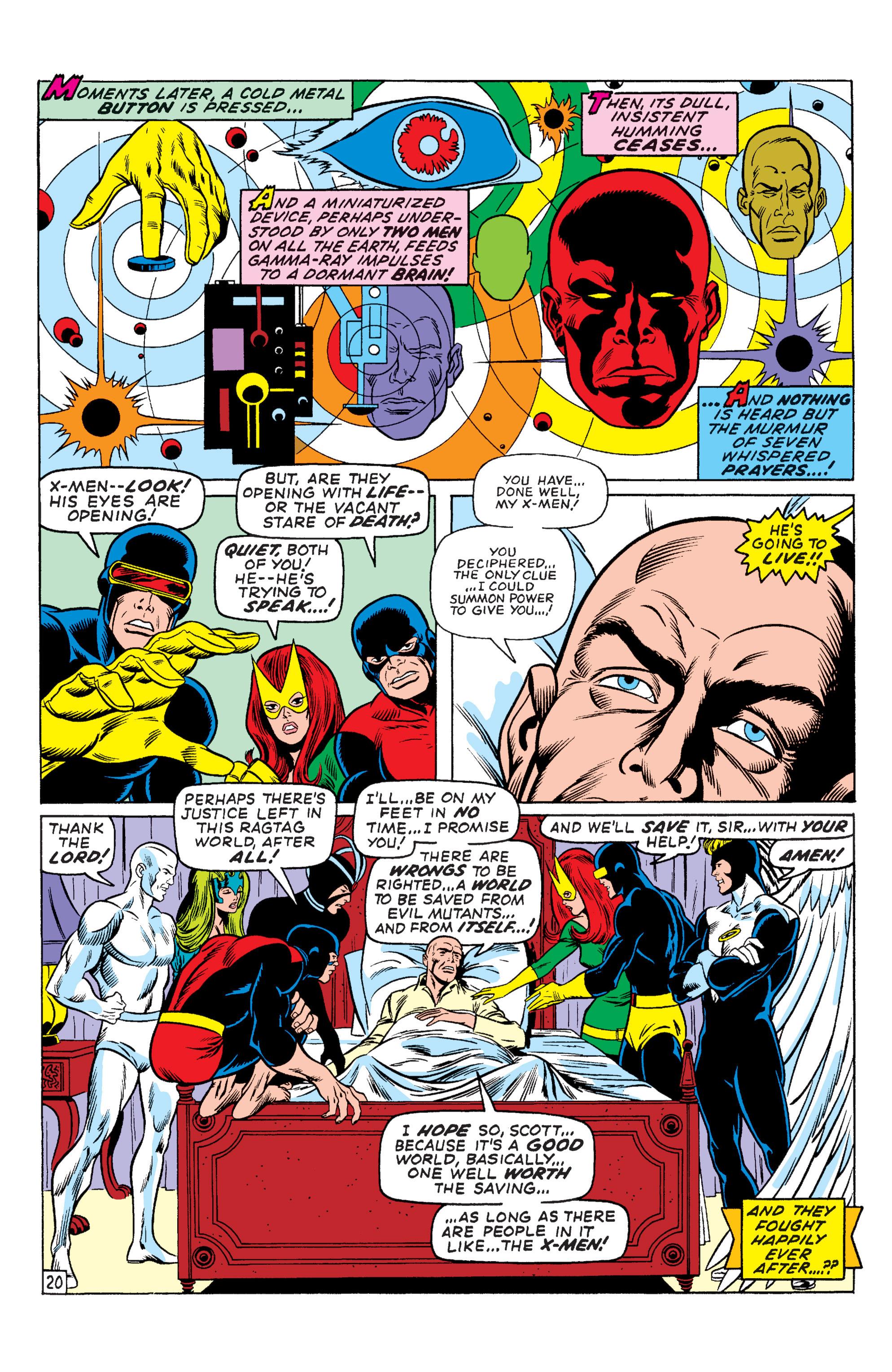 Uncanny X-Men (1963) 66 Page 20