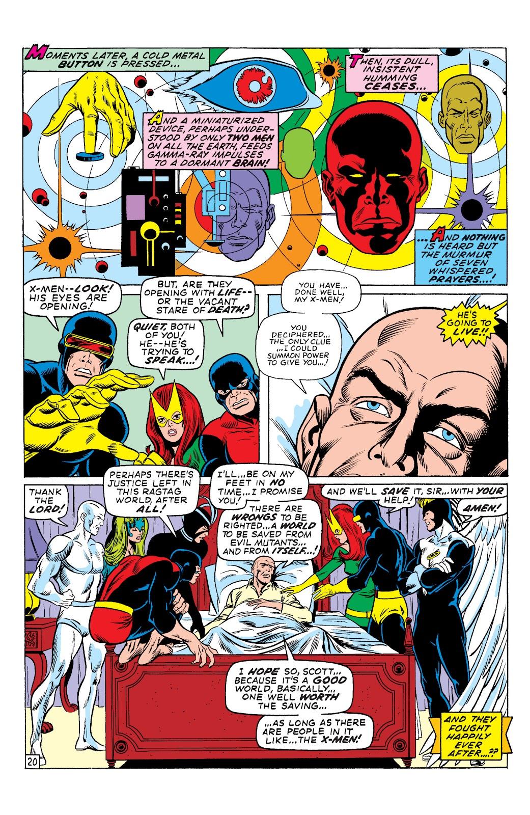 Uncanny X-Men (1963) issue 66 - Page 21