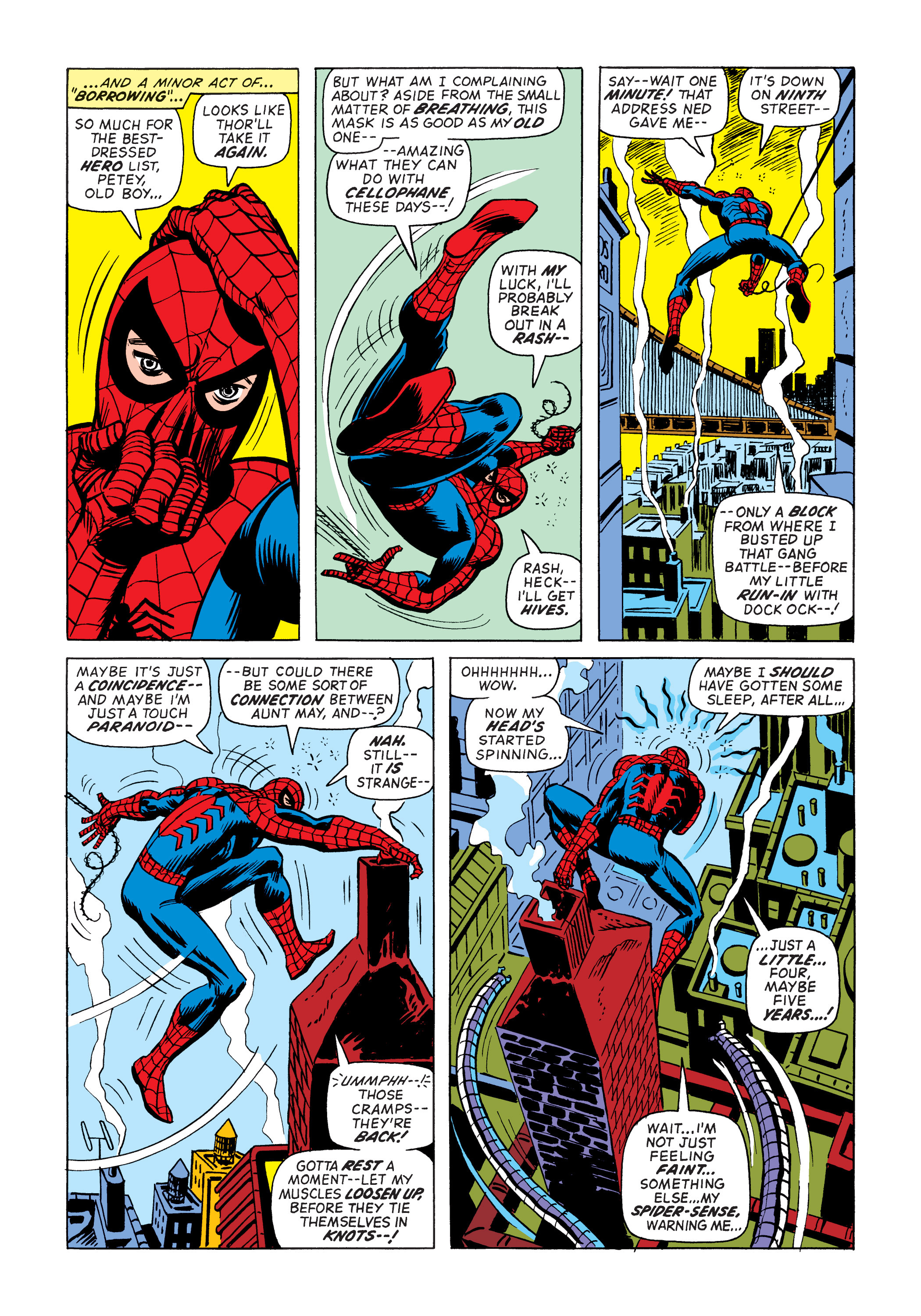 The Amazing Spider-Man (1963) 113 Page 15