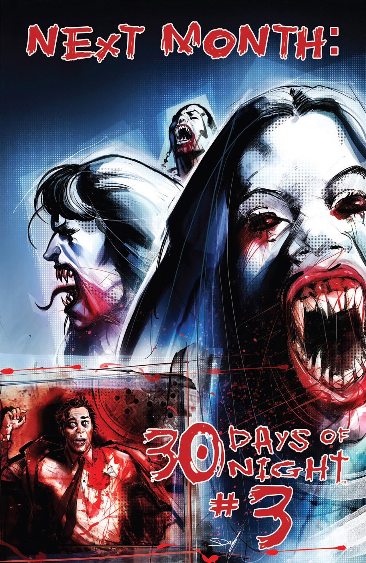 Read online 30 Days of Night (2011) comic -  Issue #2 - 27