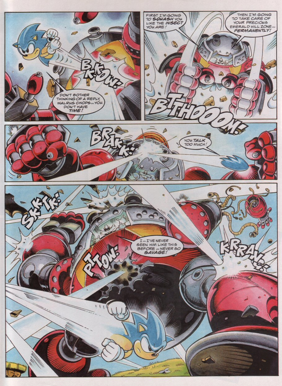 Read online Sonic the Comic comic -  Issue #53 - 6