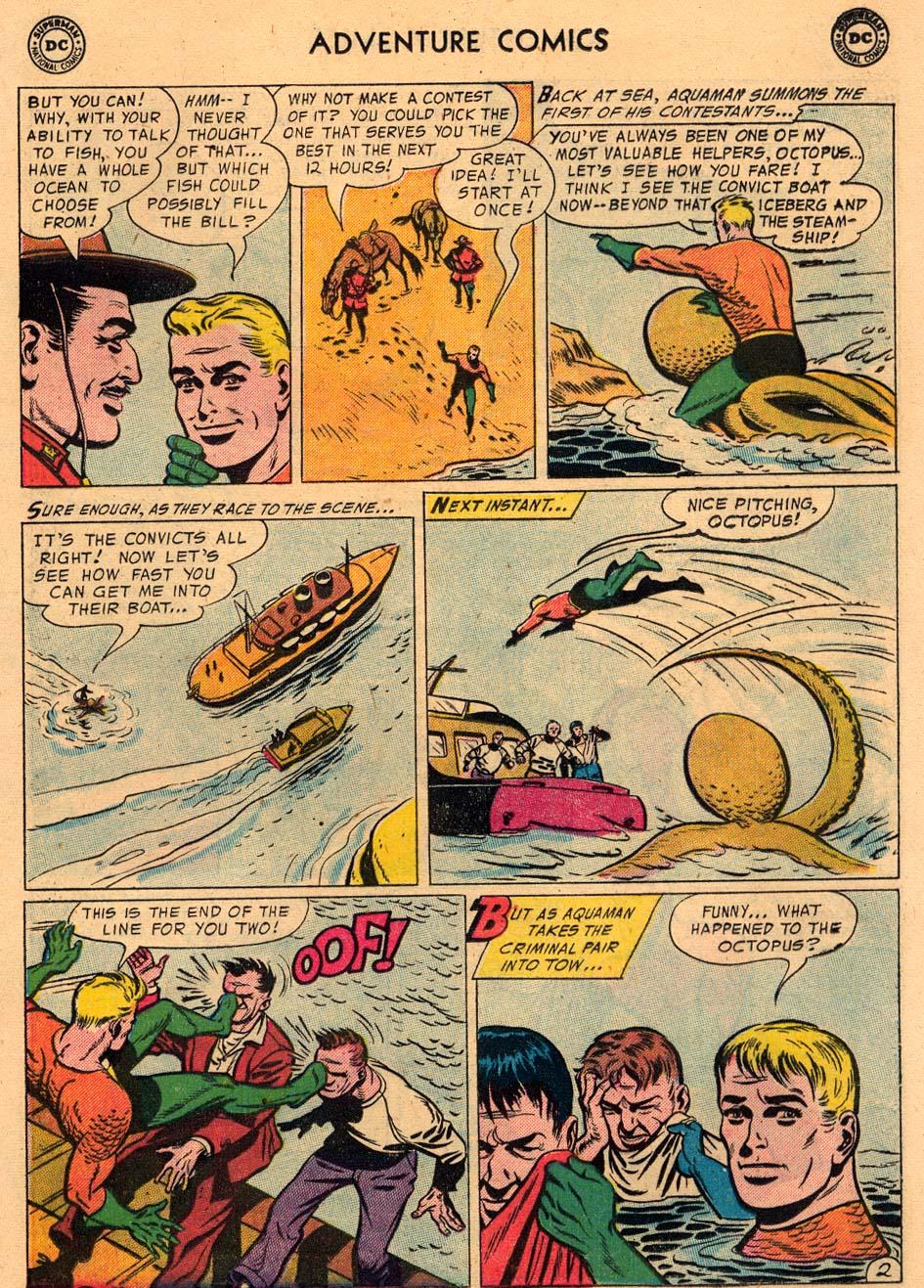 Read online Adventure Comics (1938) comic -  Issue #229 - 17
