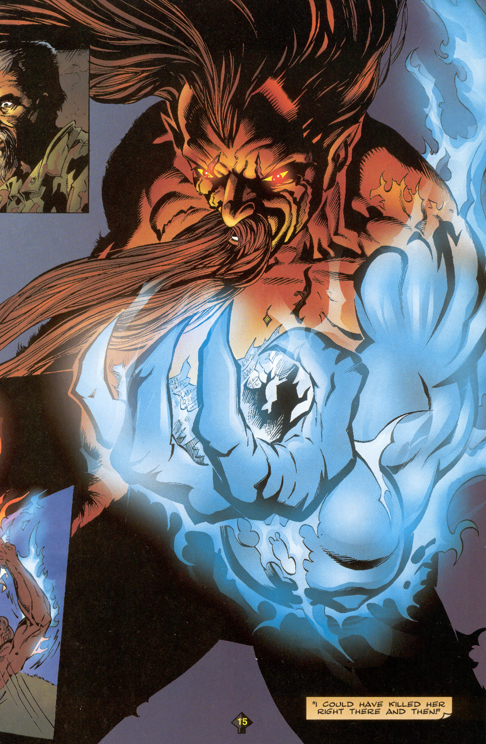 Read online Turok: Redpath comic -  Issue # Full - 14