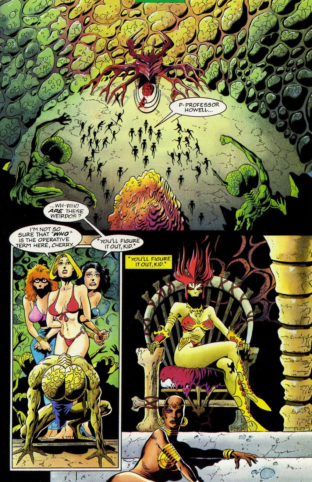 Read online Turok, Dinosaur Hunter (1993) comic -  Issue #33 - 7