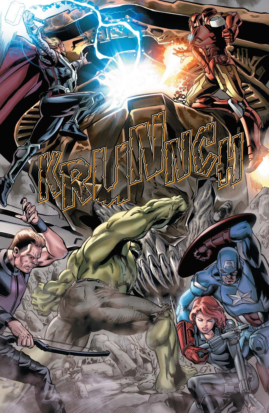Read online Marvel's The Avengers comic -  Issue #2 - 13