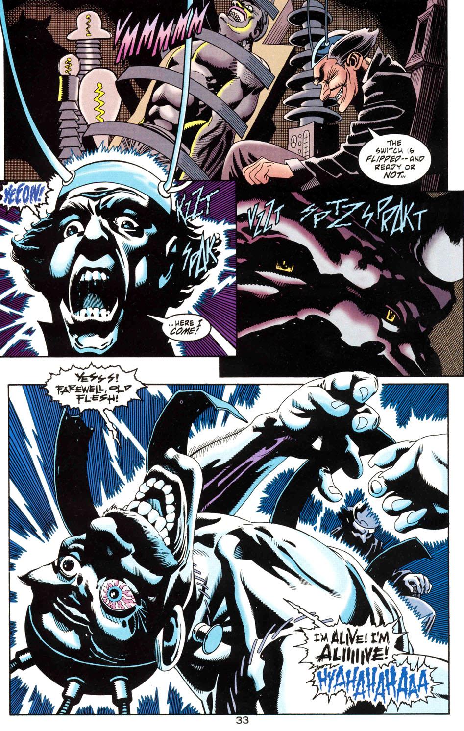 Read online Batman: Haunted Gotham comic -  Issue #1 - 35