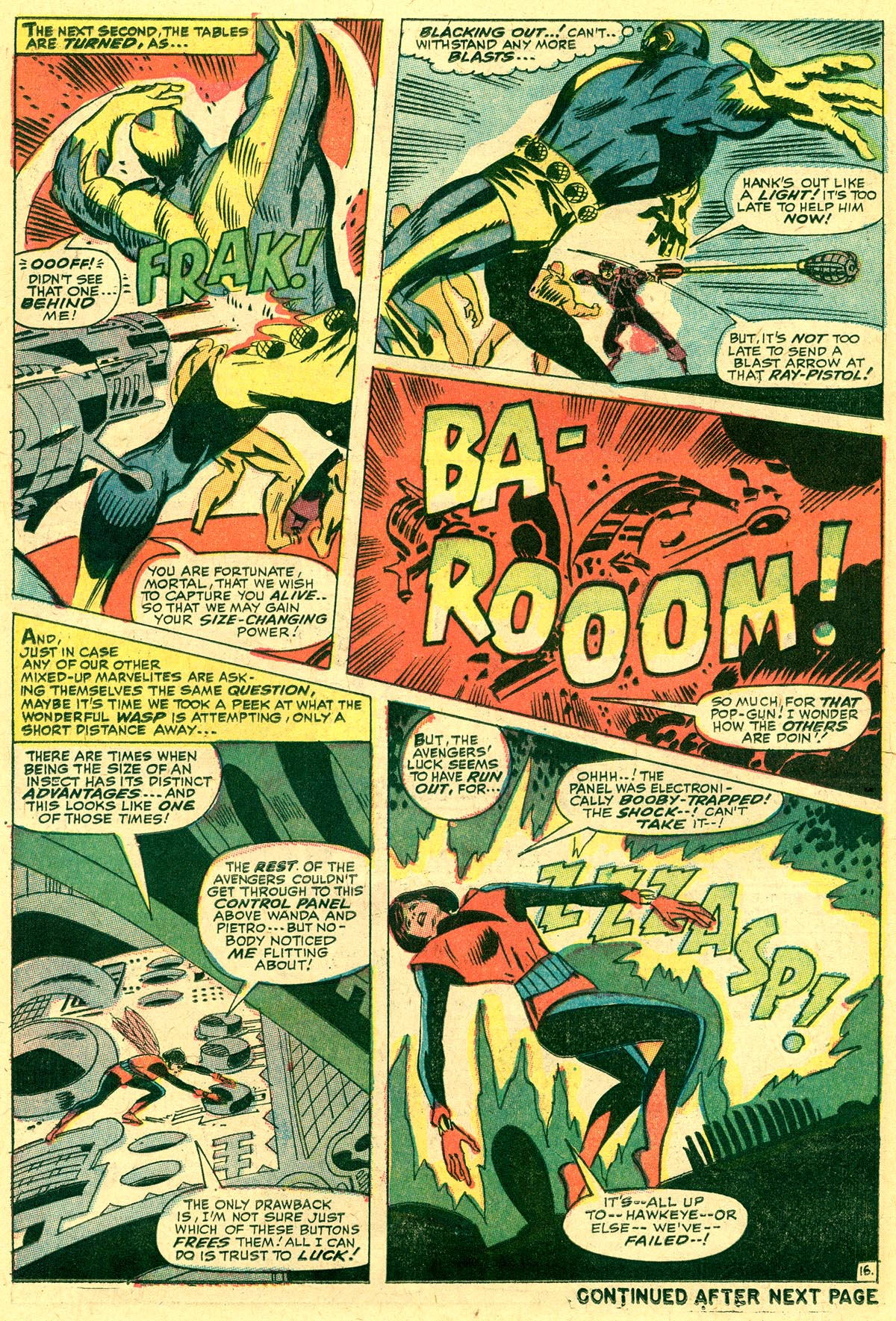 The Avengers (1963) 36 Page 21