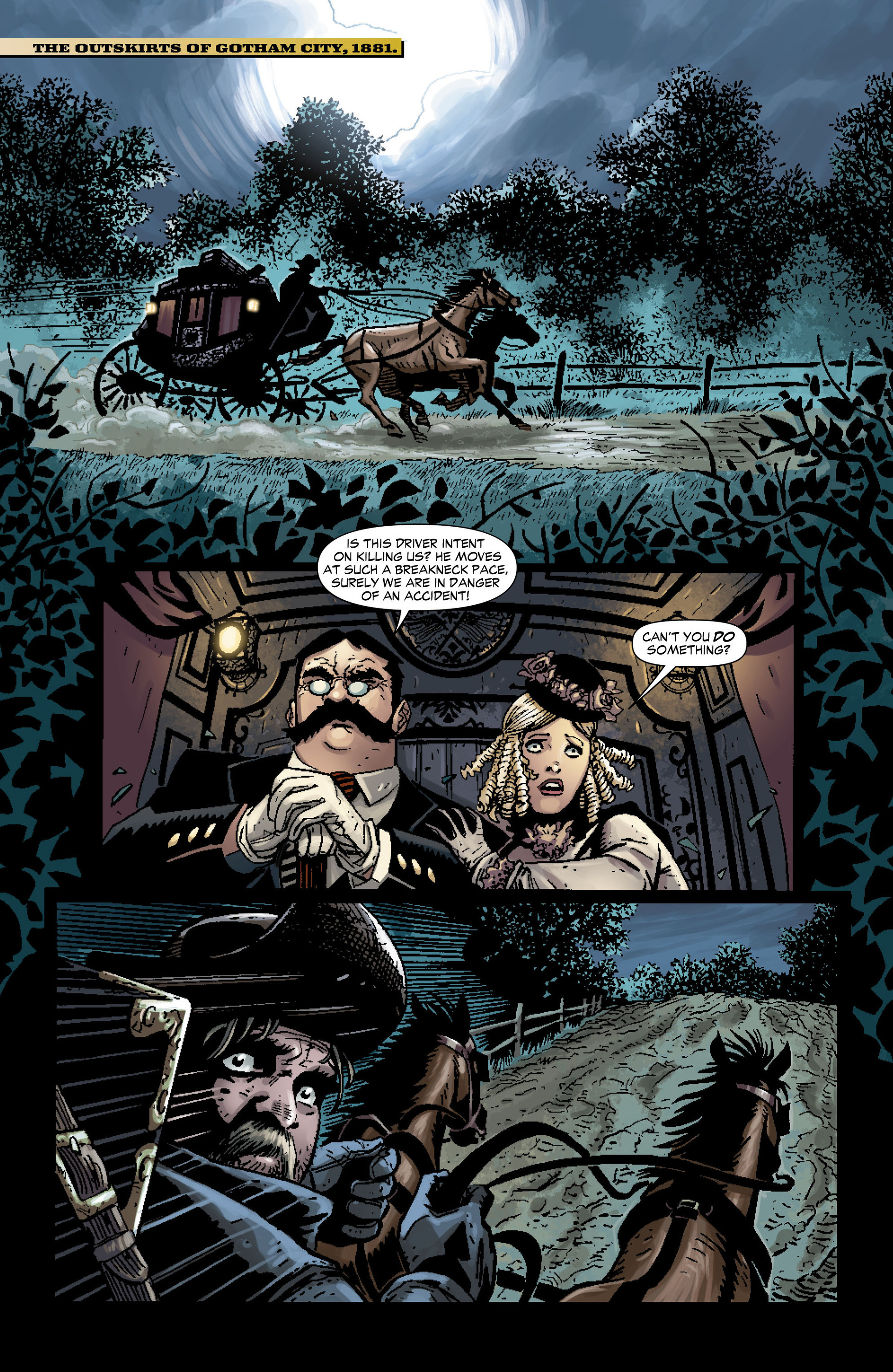 Read online All-Star Western (2011) comic -  Issue #11 - 22