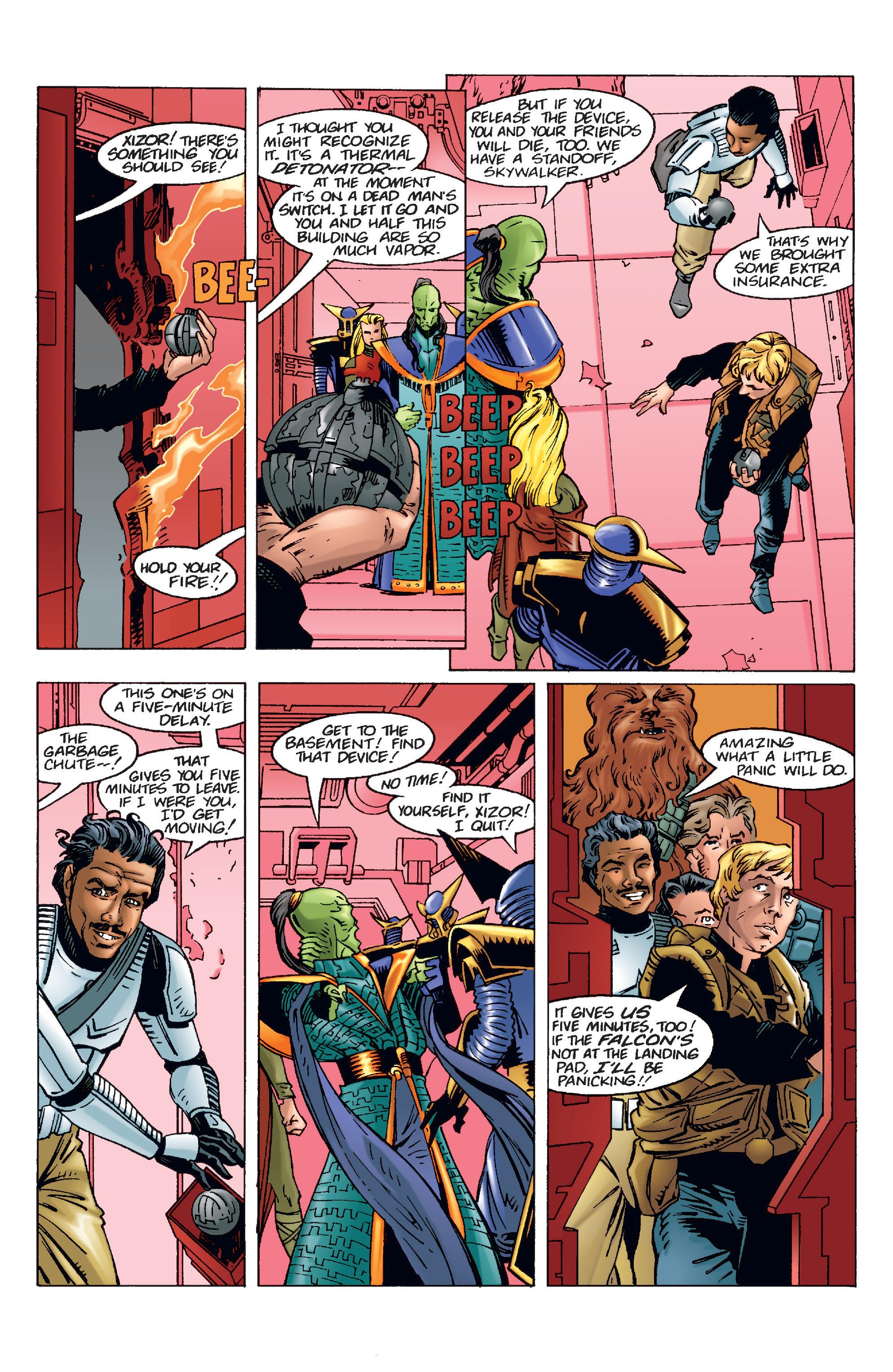Read online Star Wars Omnibus comic -  Issue # Vol. 11 - 138