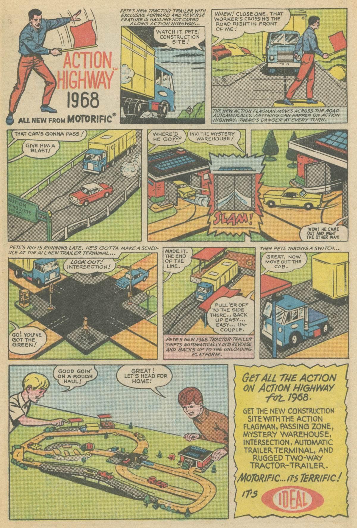 Read online Adventure Comics (1938) comic -  Issue #374 - 12