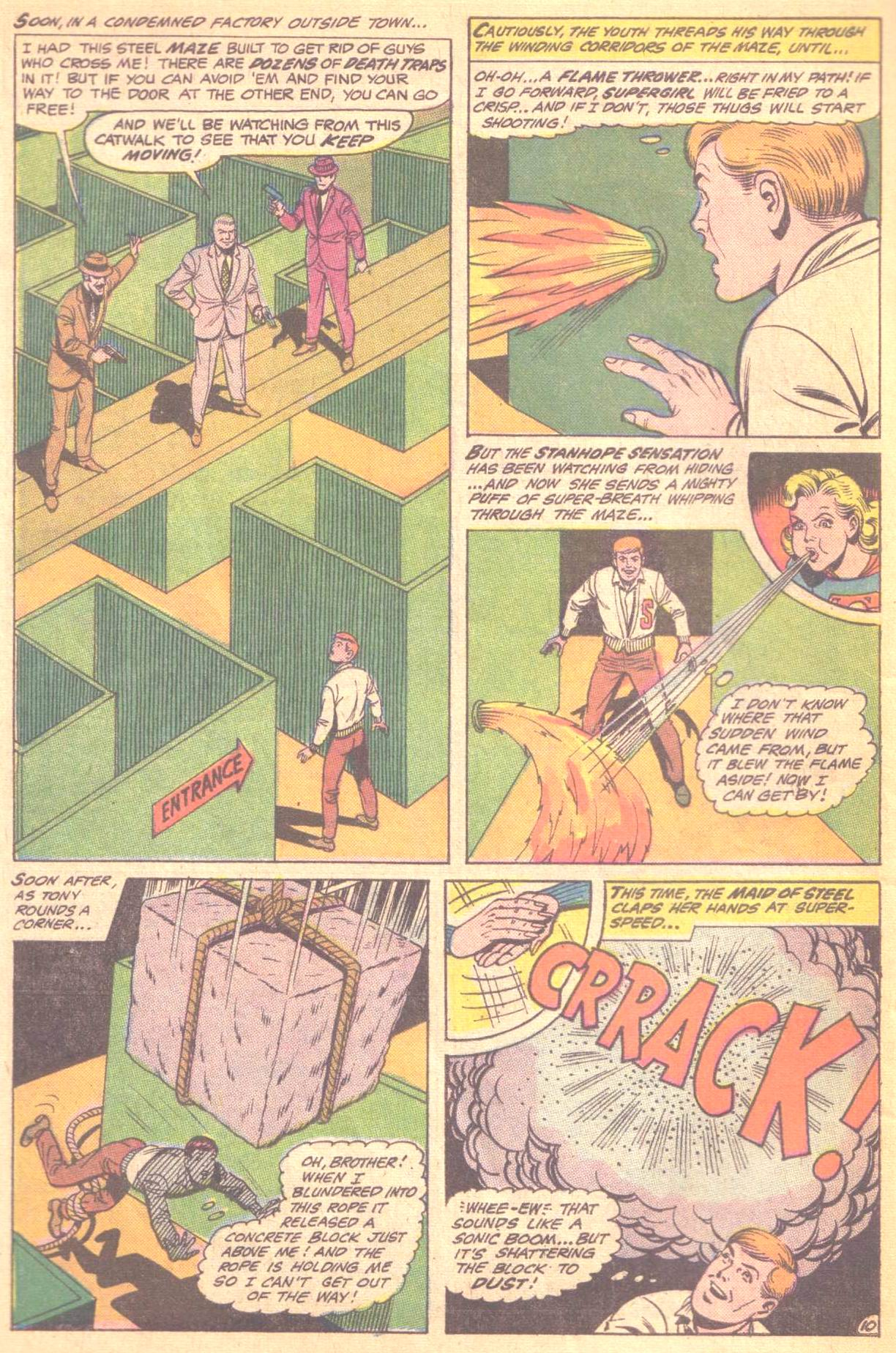 Read online Adventure Comics (1938) comic -  Issue #383 - 30