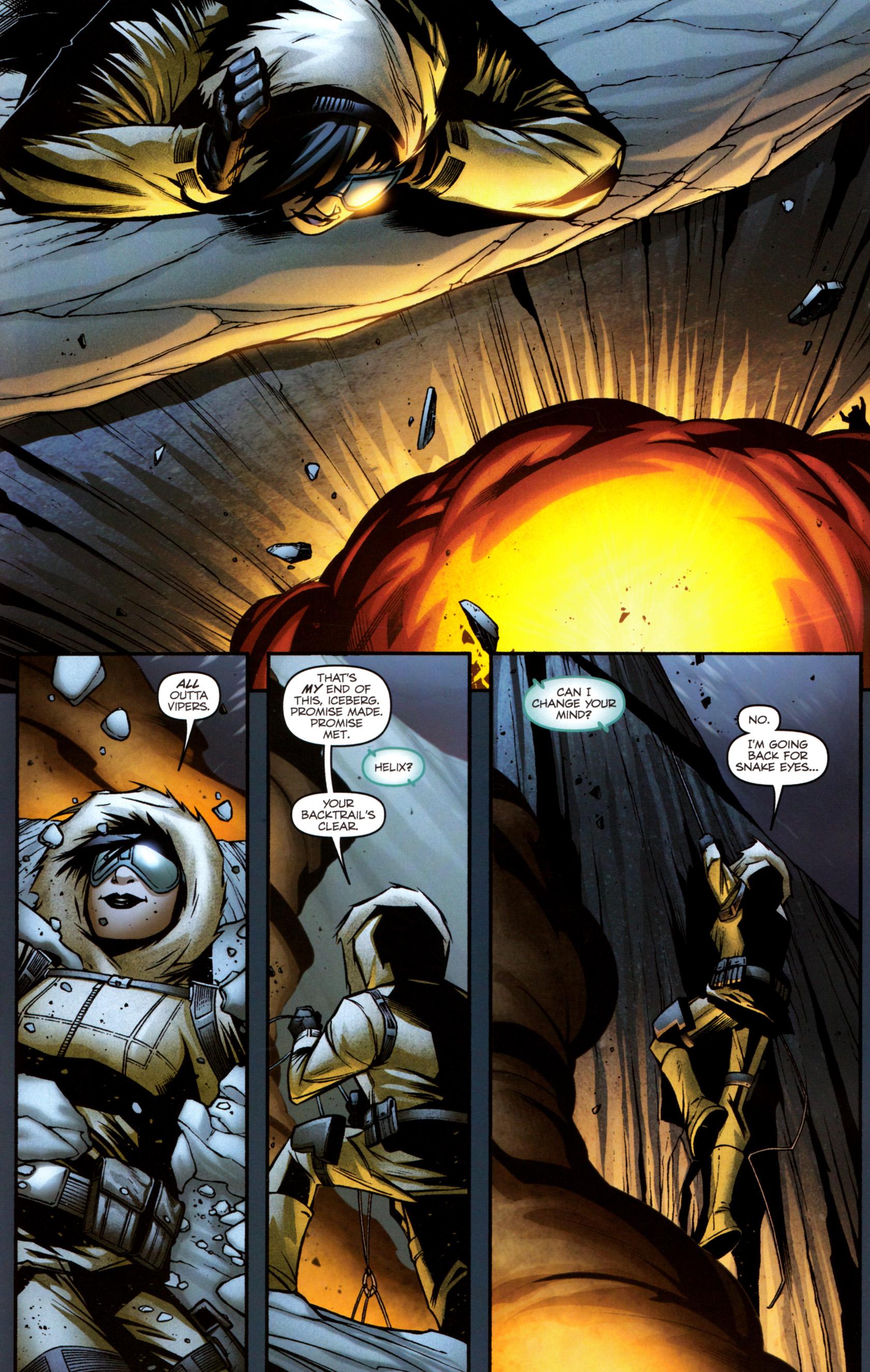 Read online G.I. Joe: Snake Eyes comic -  Issue #3 - 18