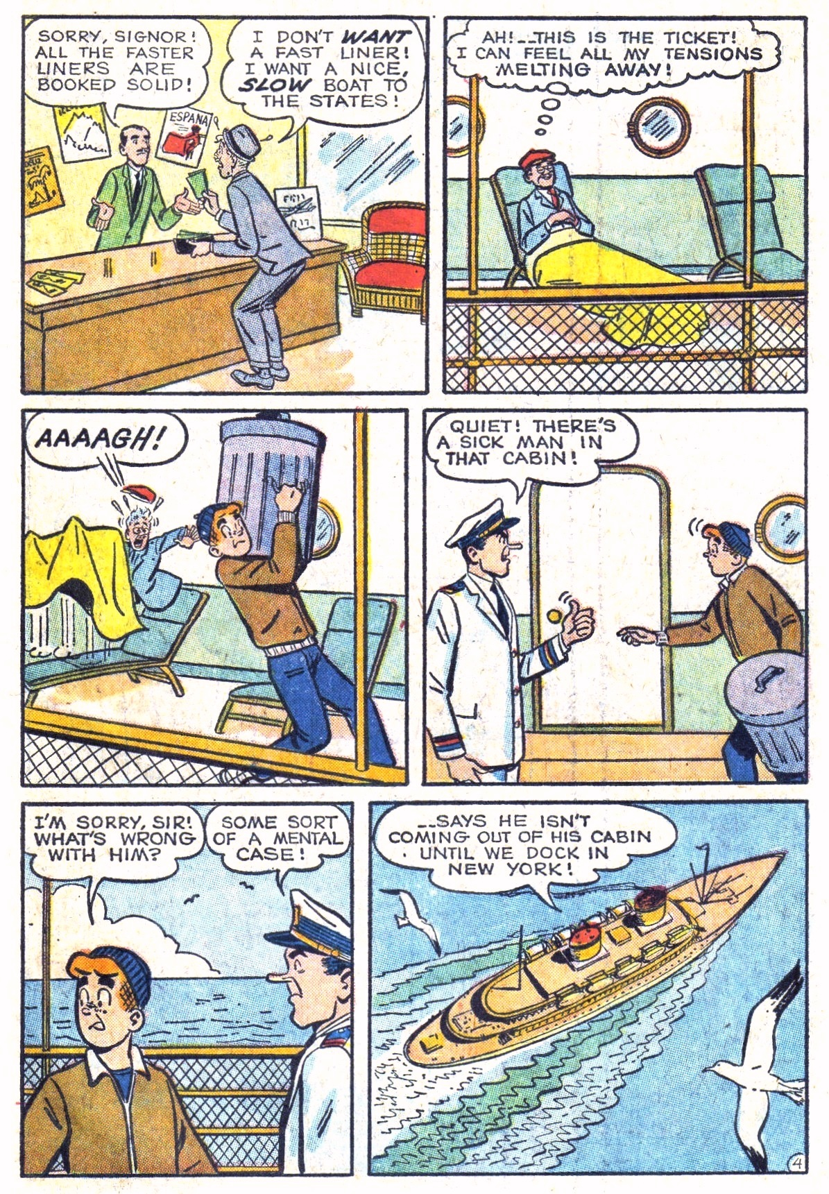 Read online Archie (1960) comic -  Issue #134 - 23