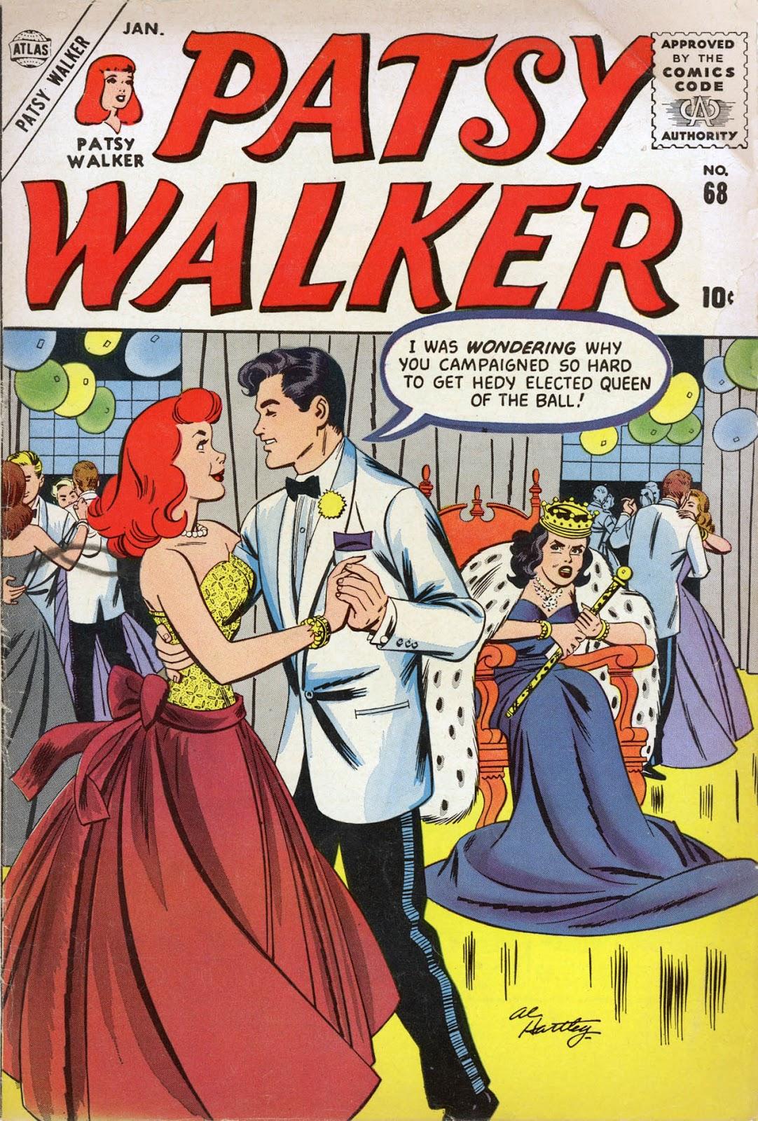 Patsy Walker 68 Page 1