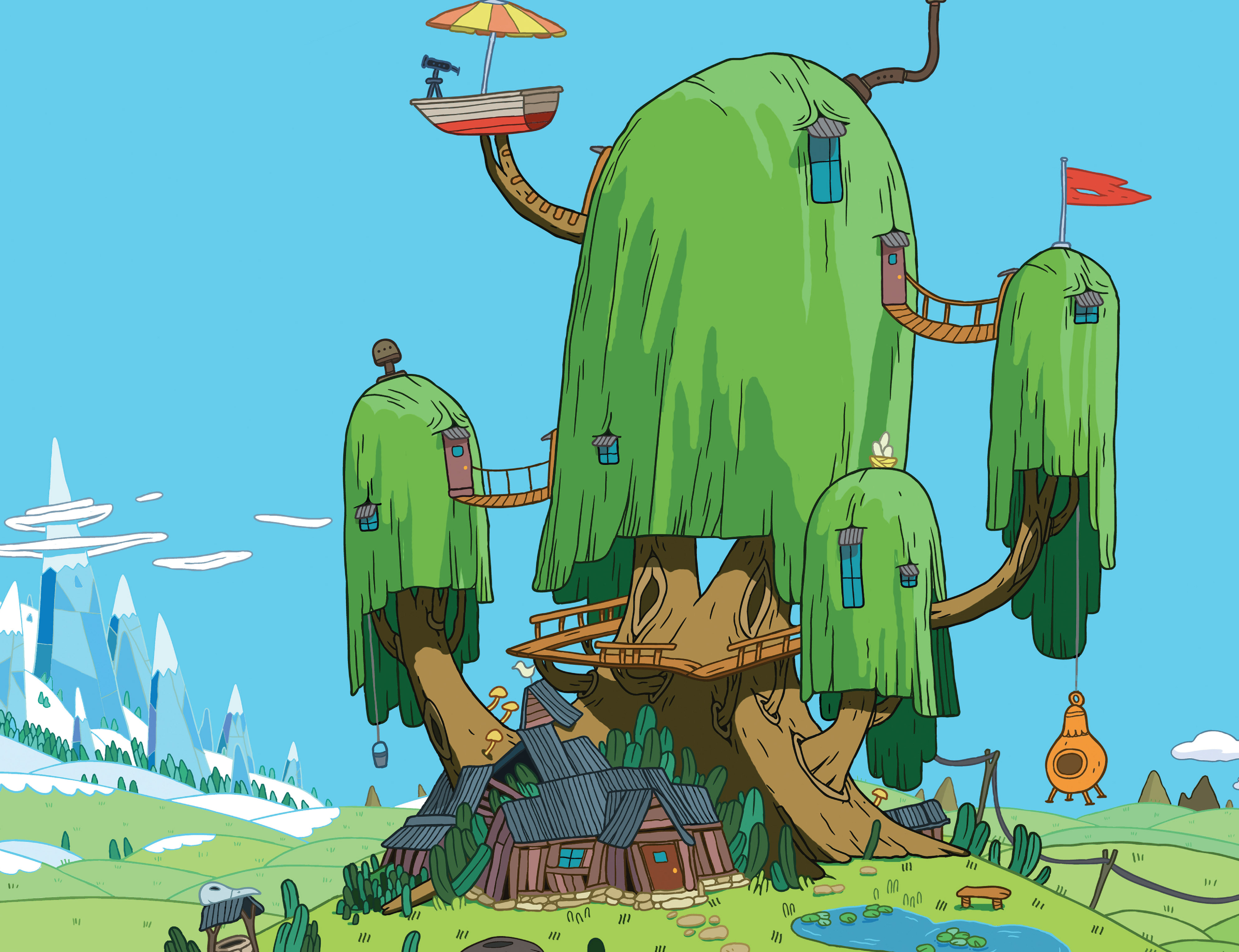 Read online Adventure Time comic -  Issue #Adventure Time _TPB 2 - 5