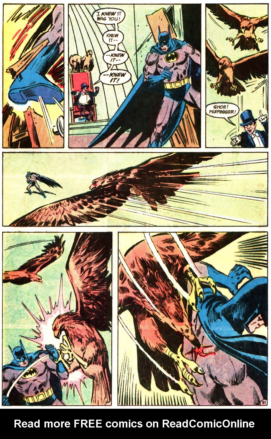 Read online Detective Comics (1937) comic -  Issue # _Annual 1 - 32
