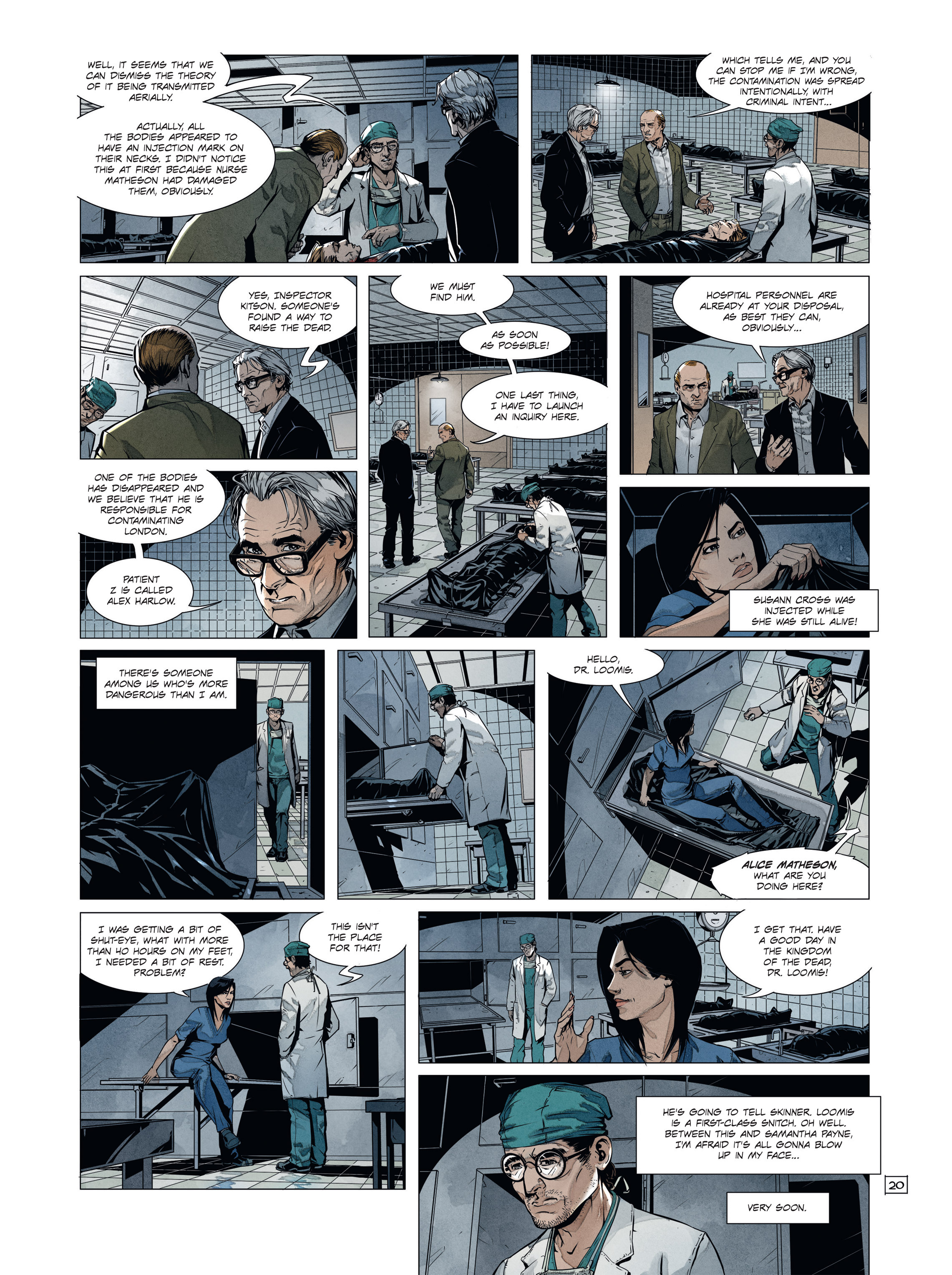 Read online Alice Matheson comic -  Issue #1 - 67